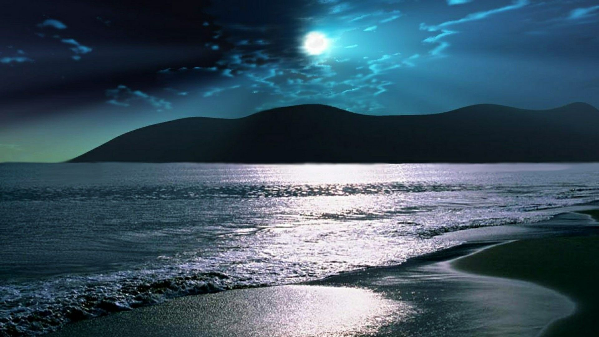 69 Best Free Moonlight Wallpapers