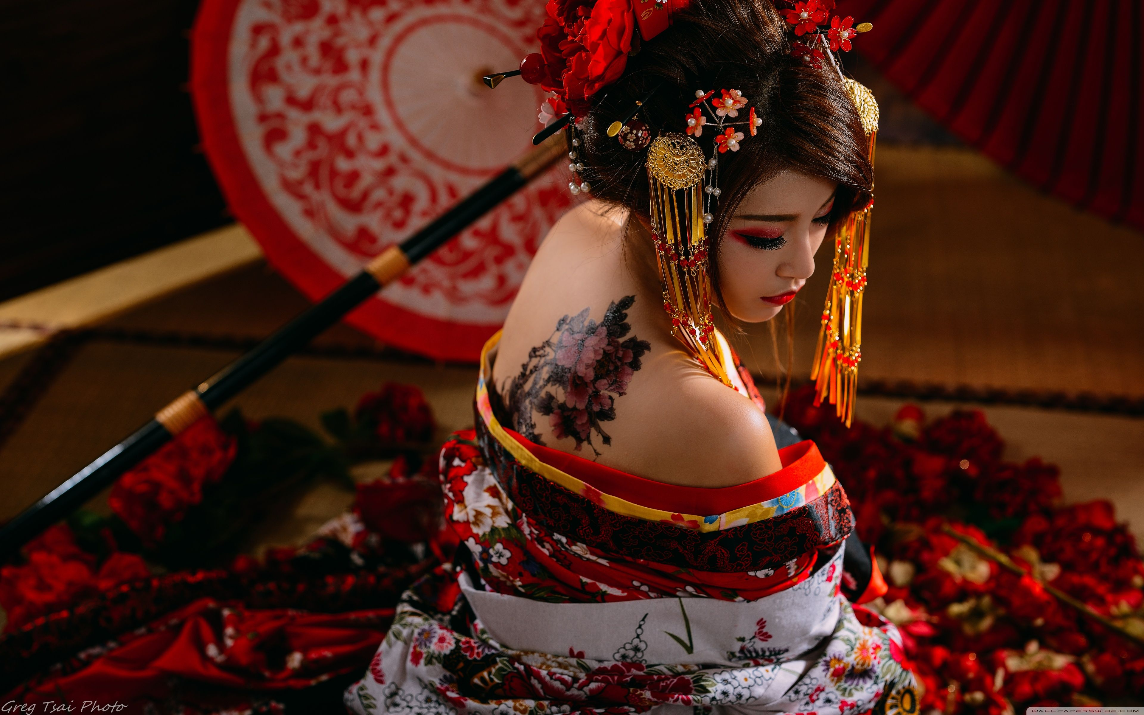 Japanese Woman Wallpapers Top Free Japanese Woman