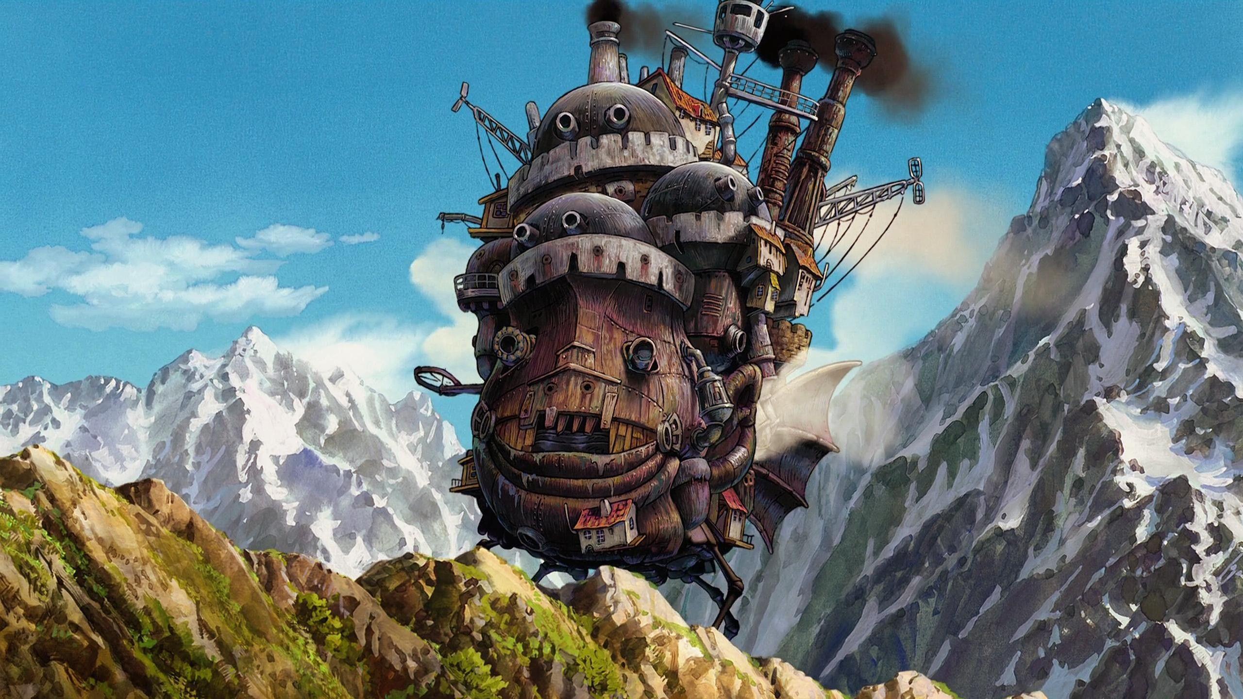Studio Ghibli 4K Wallpapers - Top Free Studio Ghibli 4K ...