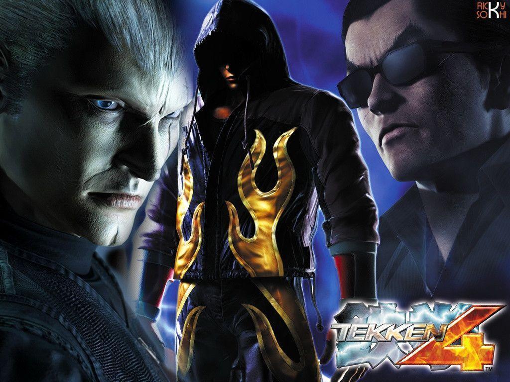 Tekken 4 Wallpapers Top Free Tekken 4 Backgrounds Wallpaperaccess