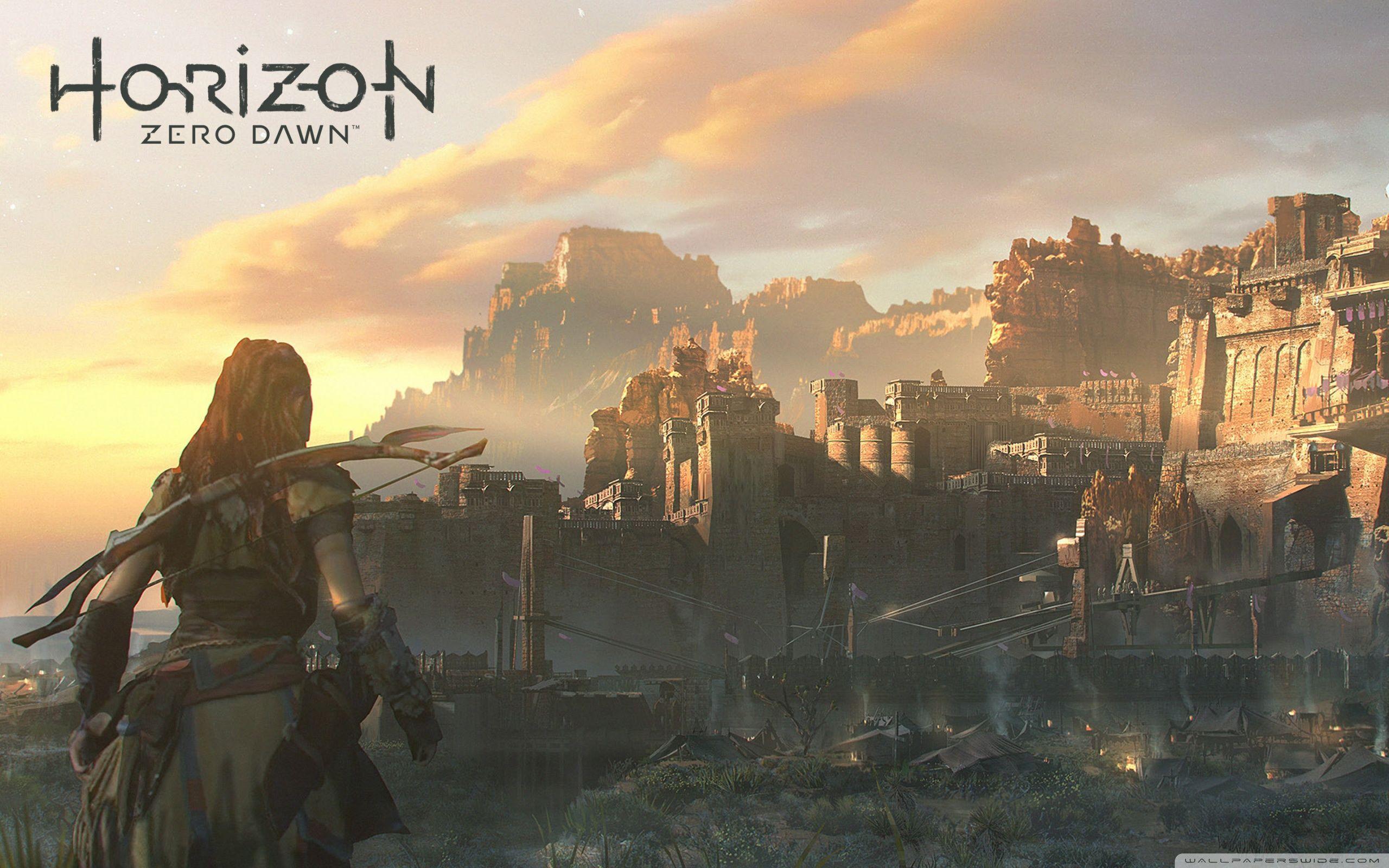 Top Free Liverpool Backgrounds: Horizon Zero Dawn 1440P Wallpapers