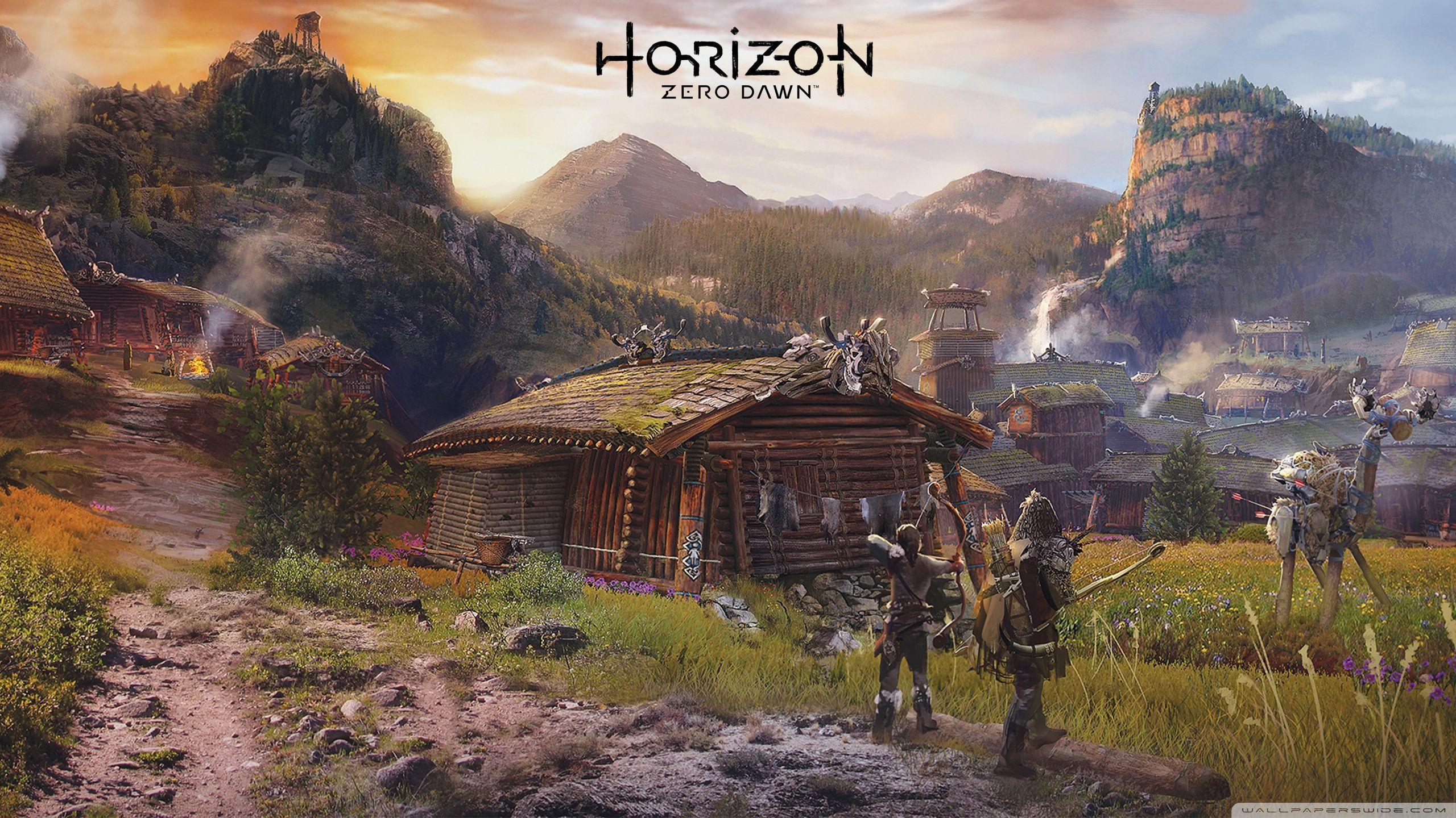Horizon Zero Dawn 1440p Wallpapers Top Free Horizon Zero Dawn