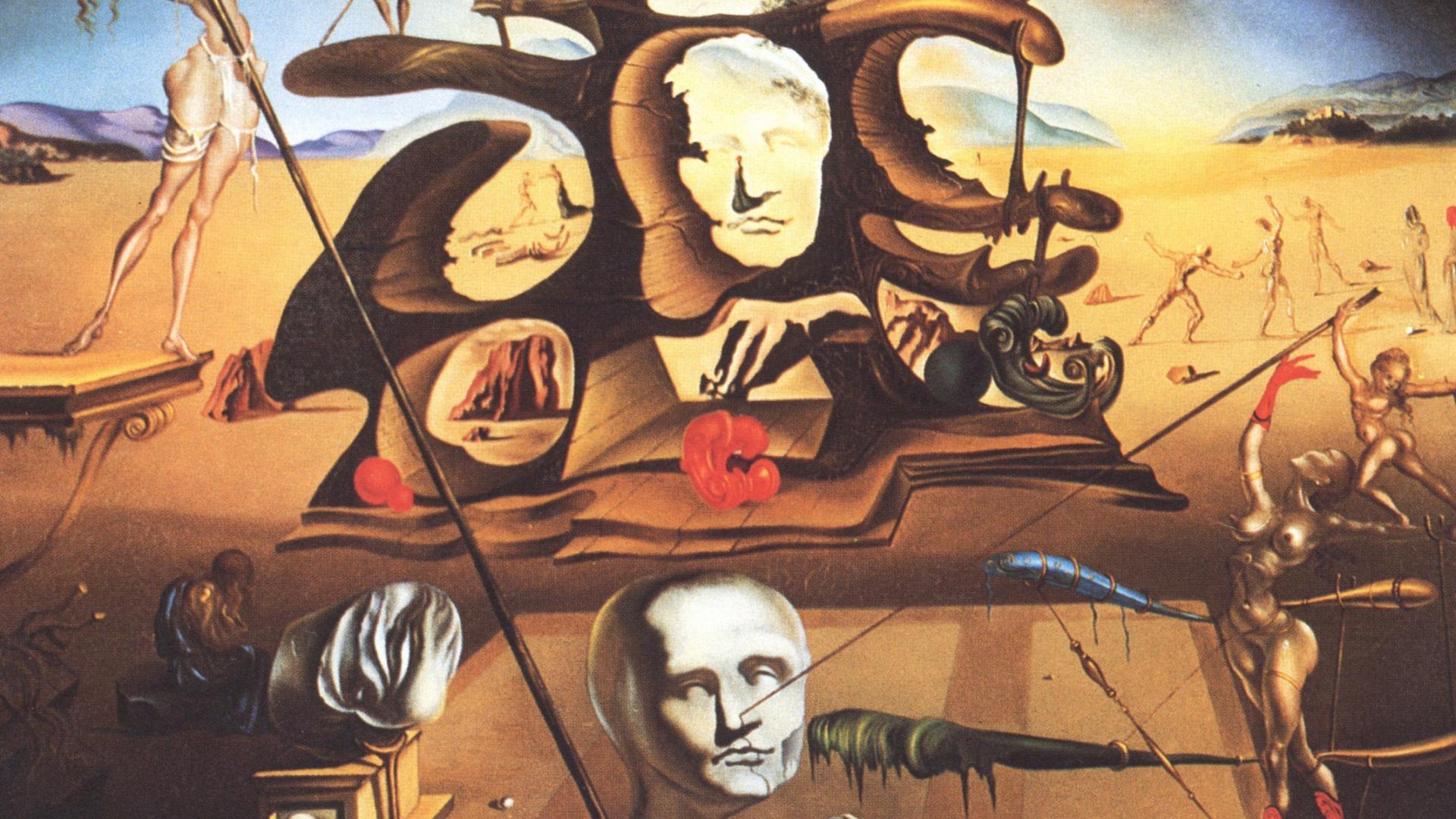 Dali Wallpapers Top Free Dali Backgrounds Wallpaperaccess