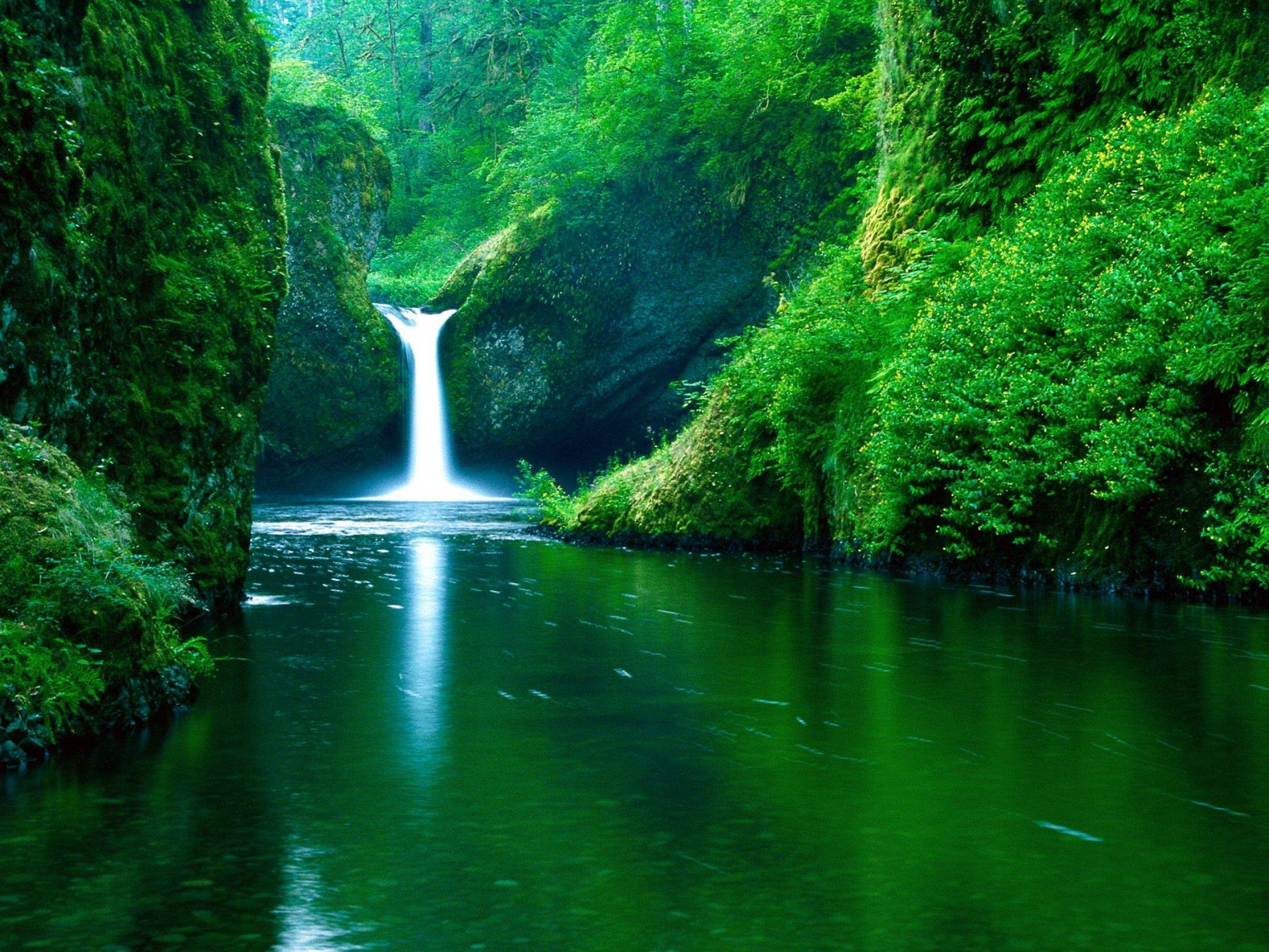 2560x1920 Waterfall HD Hình nền và Hình nền