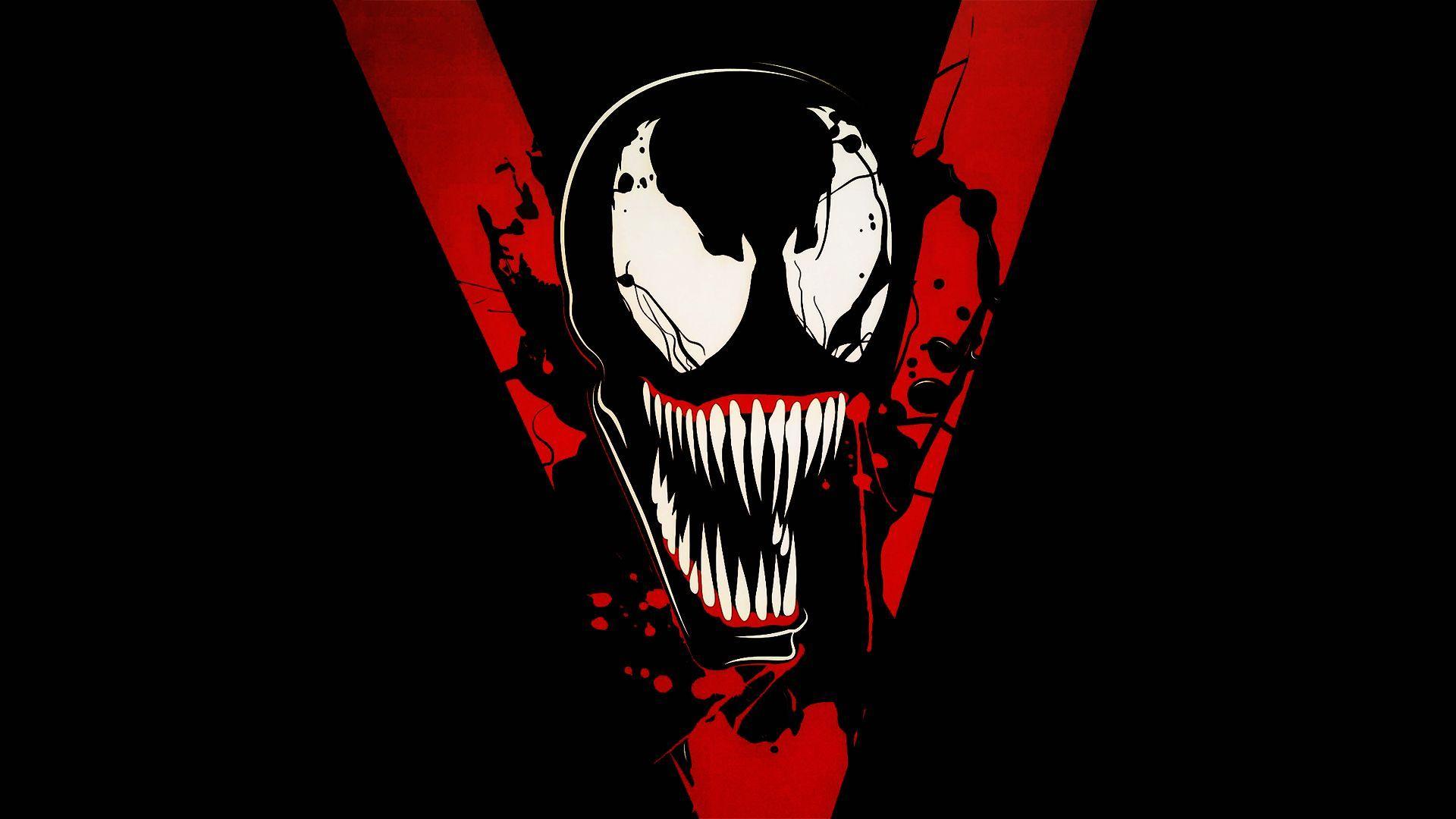 Venom Pc Wallpapers Top Free Venom Pc Backgrounds Wallpaperaccess