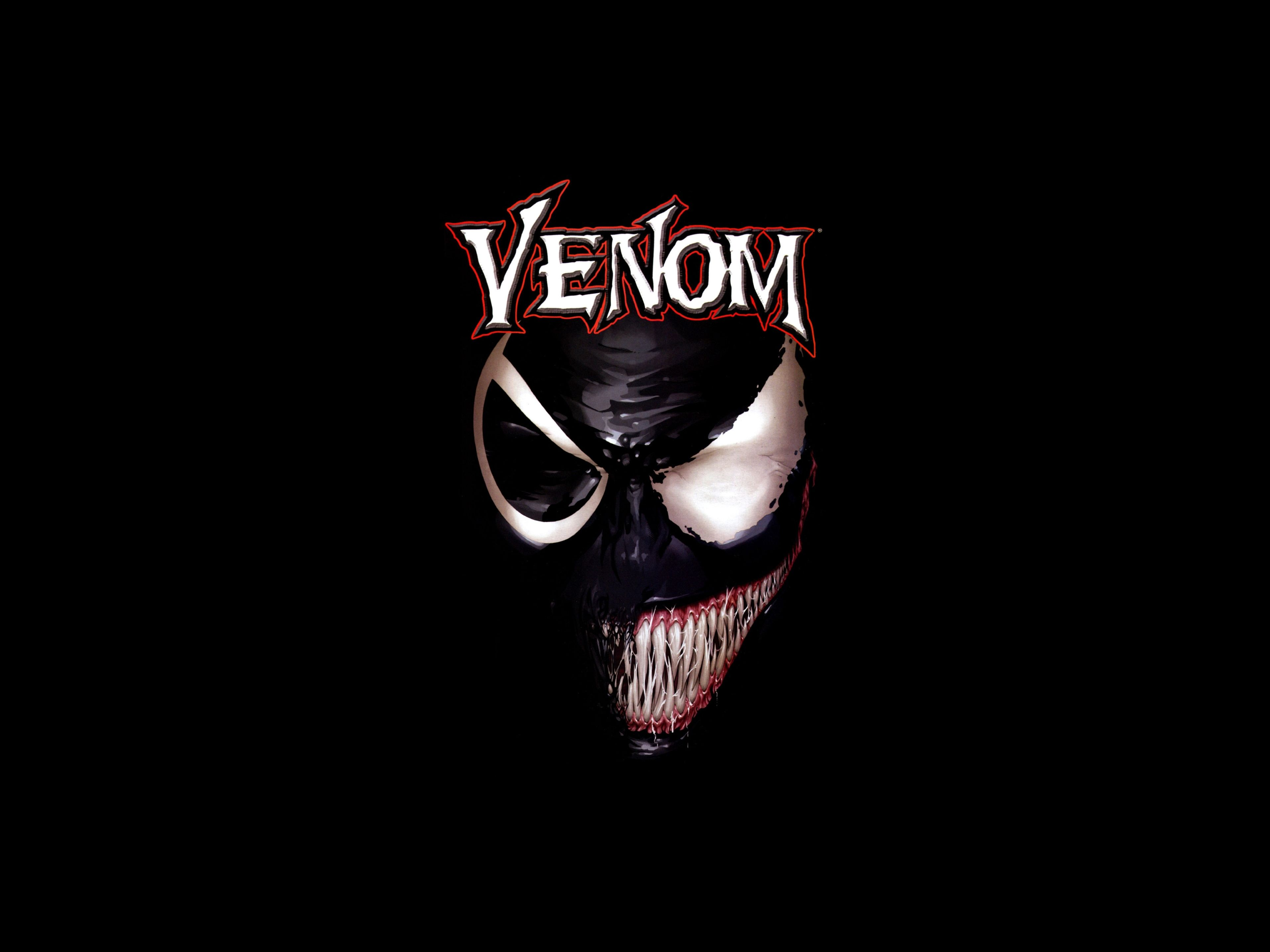 37 Best Free Venom Logo Wallpapers Wallpaperaccess