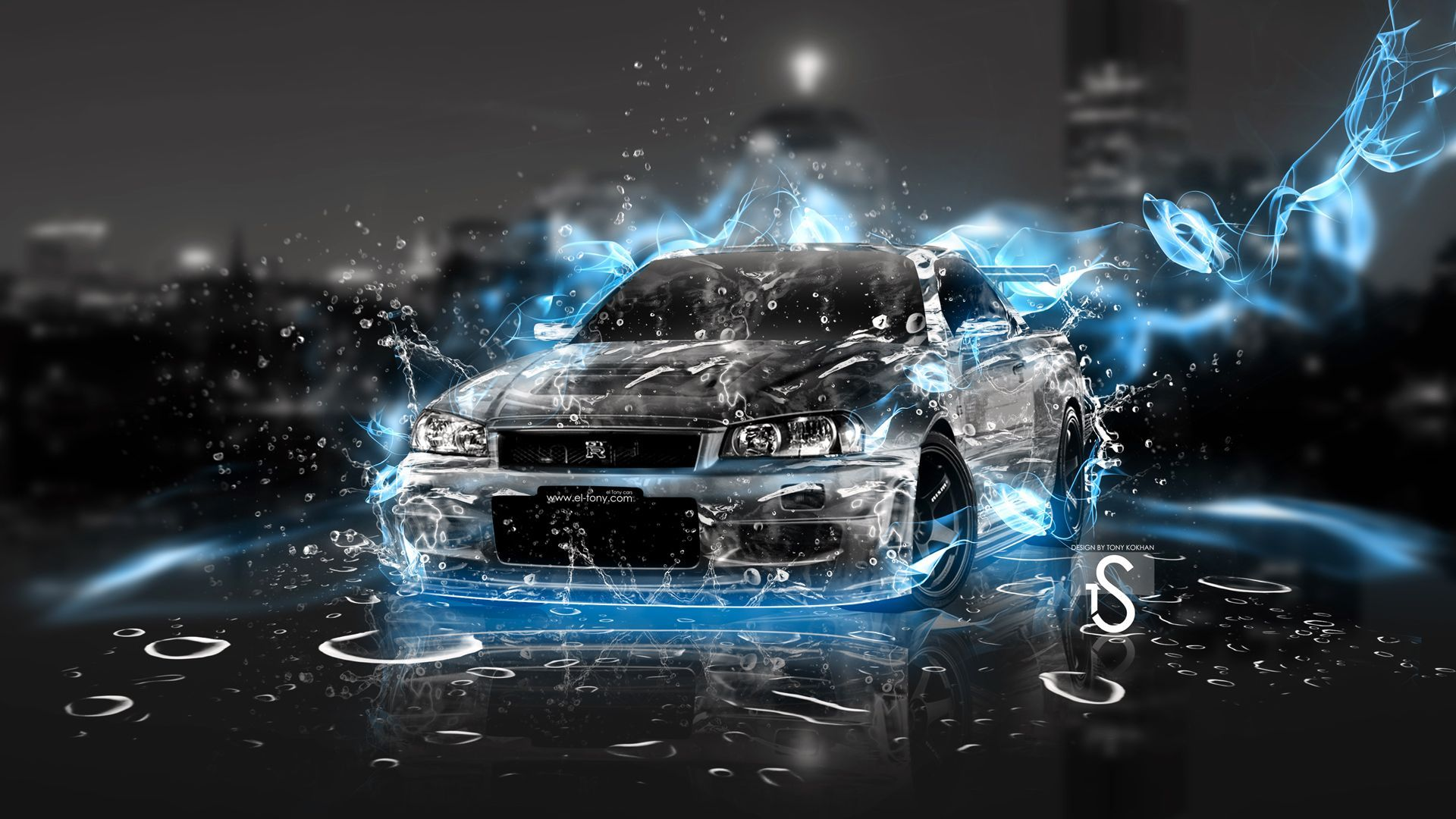 Cool Nissan Skyline Wallpapers Top Free Cool Nissan Skyline Backgrounds Wallpaperaccess
