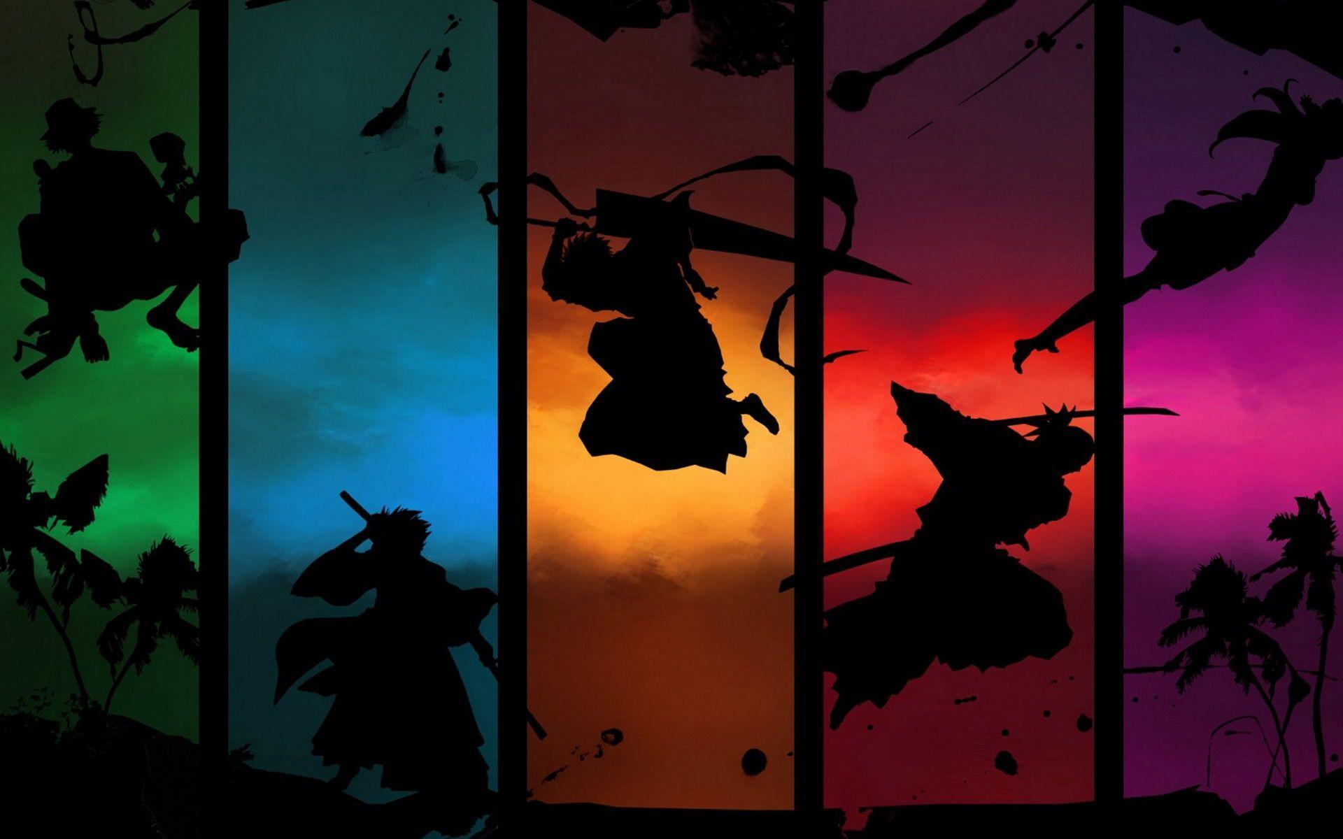 Bleach anime desktop wallpapers top free bleach anime - Wallpaper anime hp ...