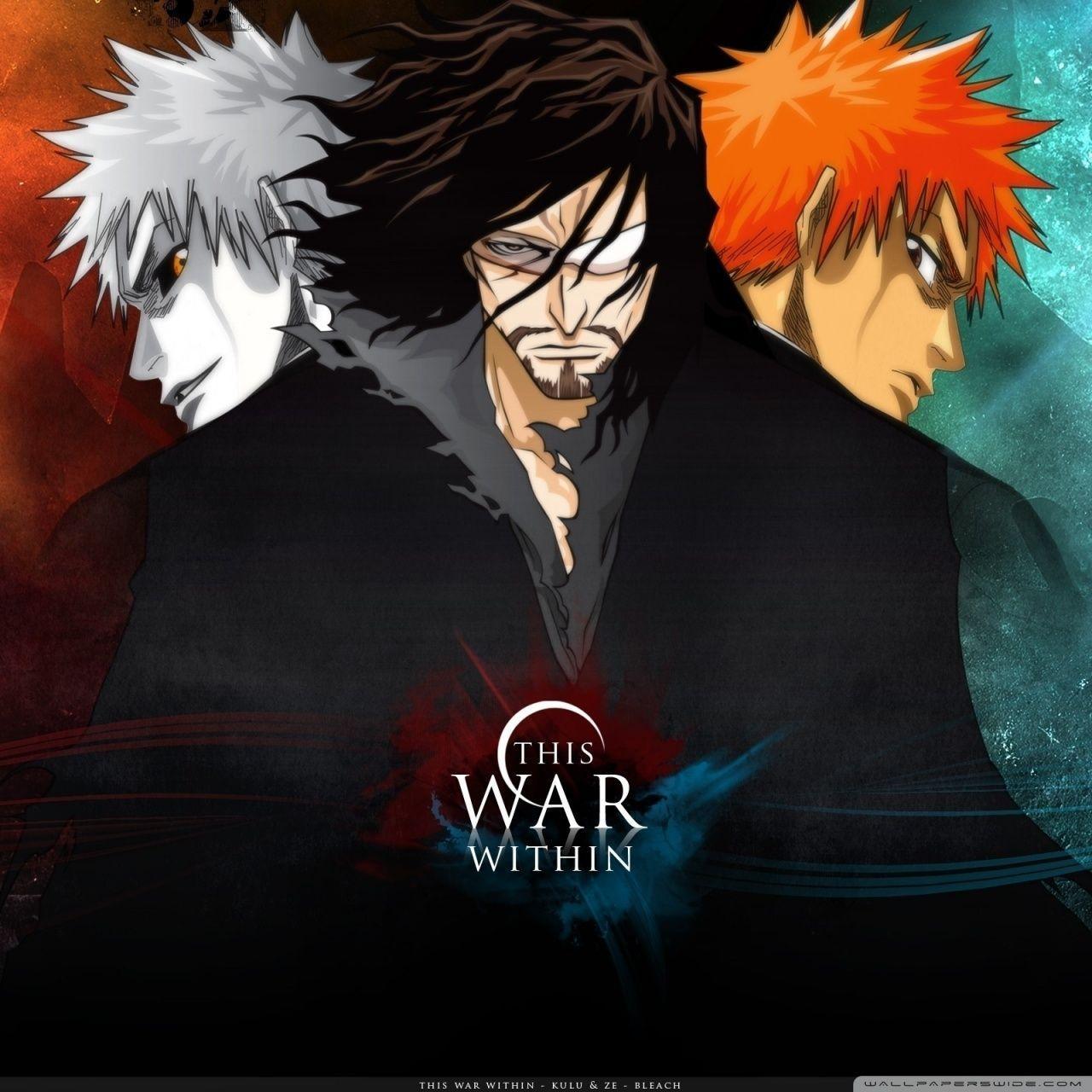 Bleach Anime Desktop Wallpapers - Top Free Bleach Anime ...
