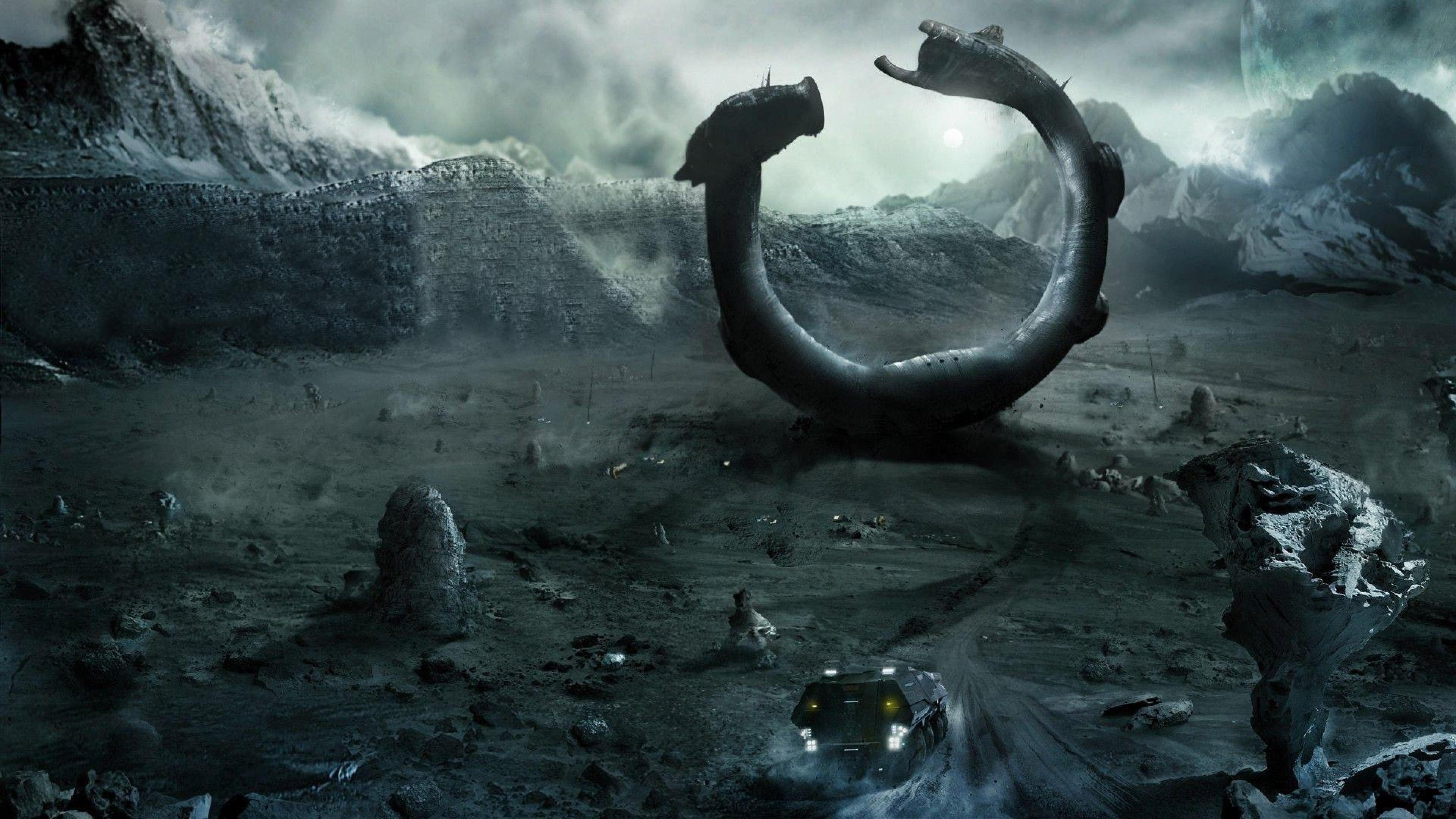 Prometheus 4k Wallpapers Top Free Prometheus 4k