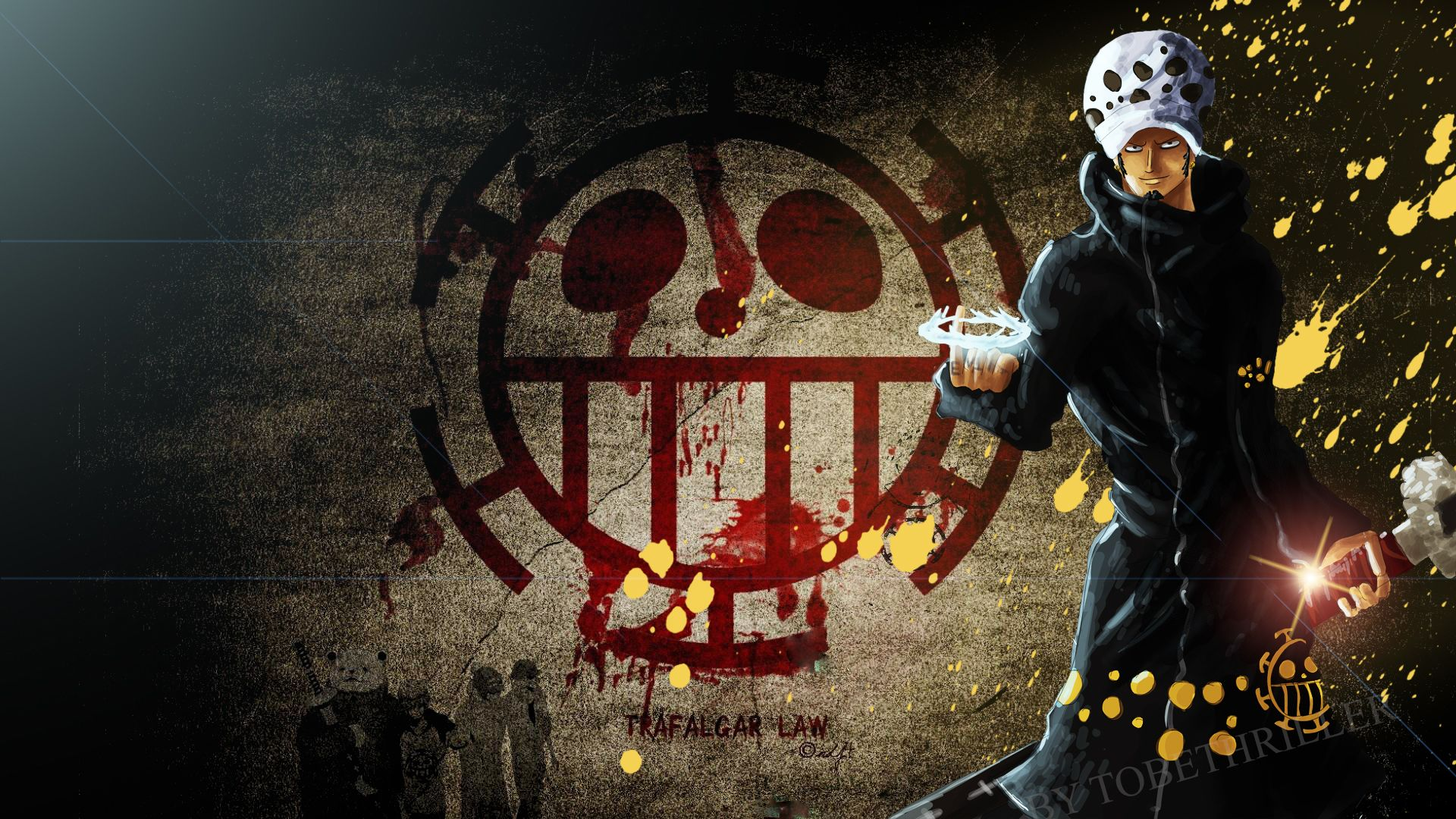 One Piece Law Wallpapers Top Free One Piece Law Backgrounds