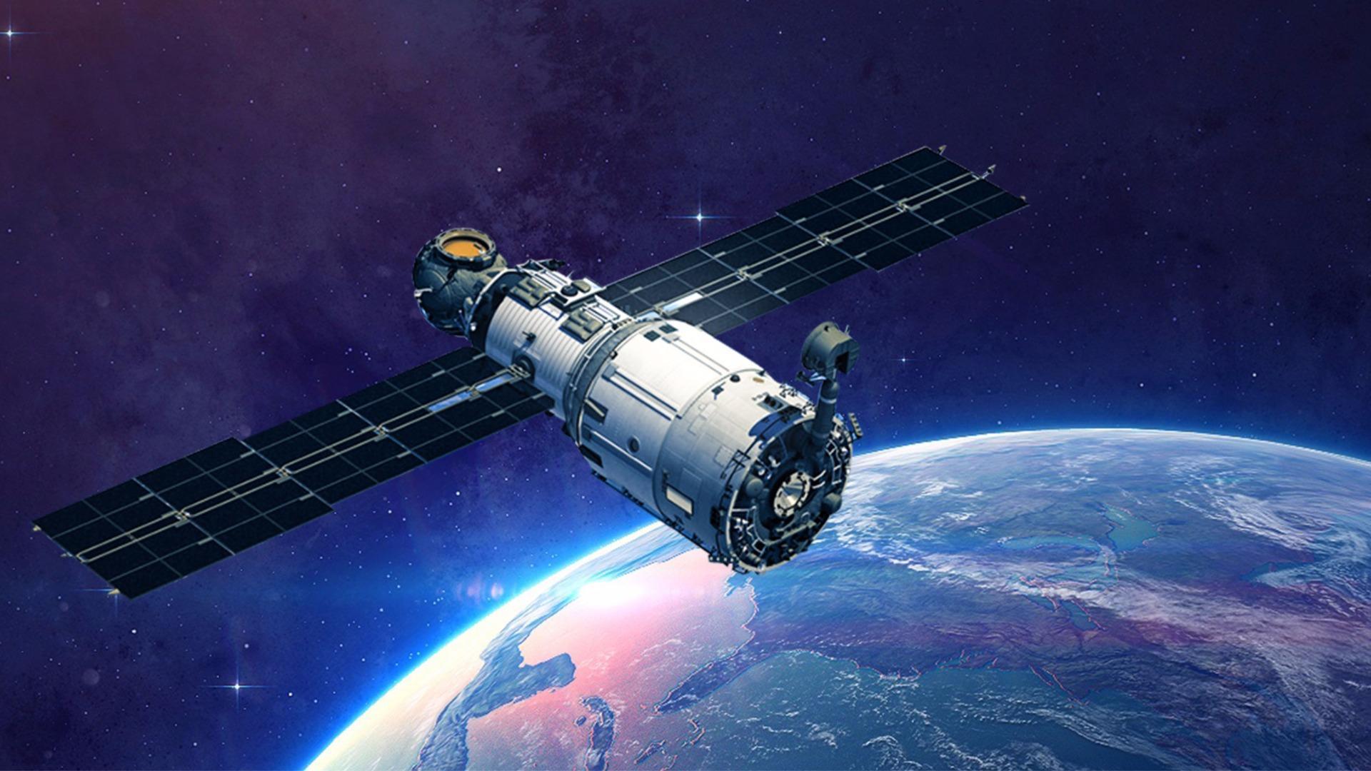 Satellite wallpapers top free satellite backgrounds wallpaperaccess - Satellite wallpaper hd ...