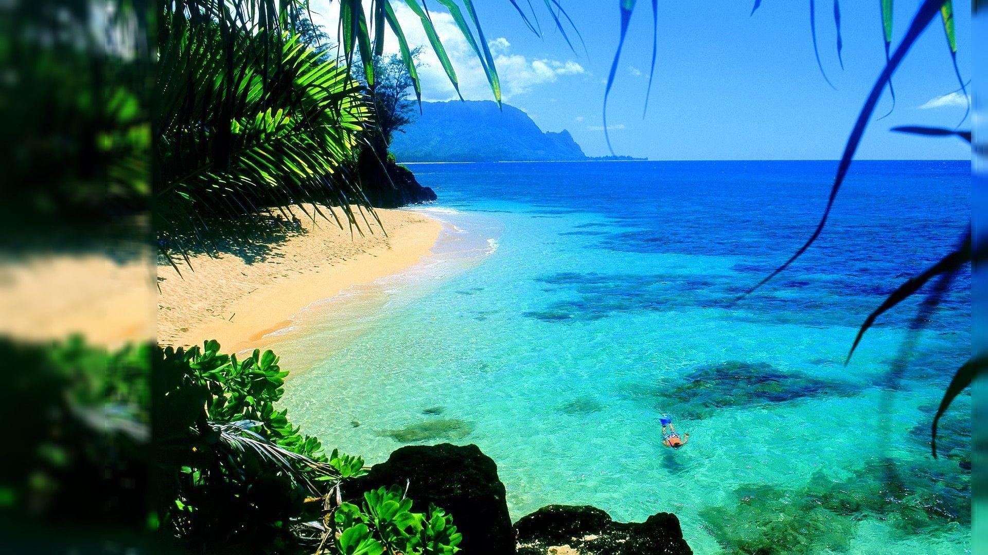 HD Tropical Island Wallpapers for Desktop