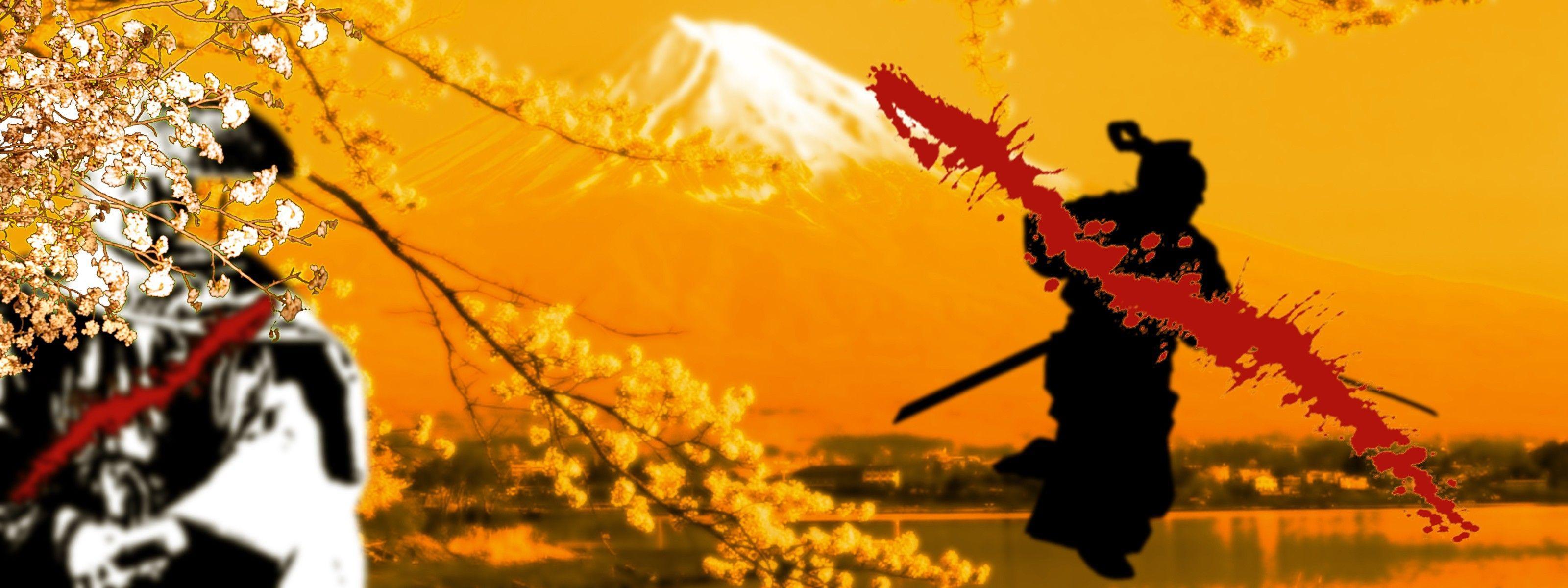 Самурайские символики фото