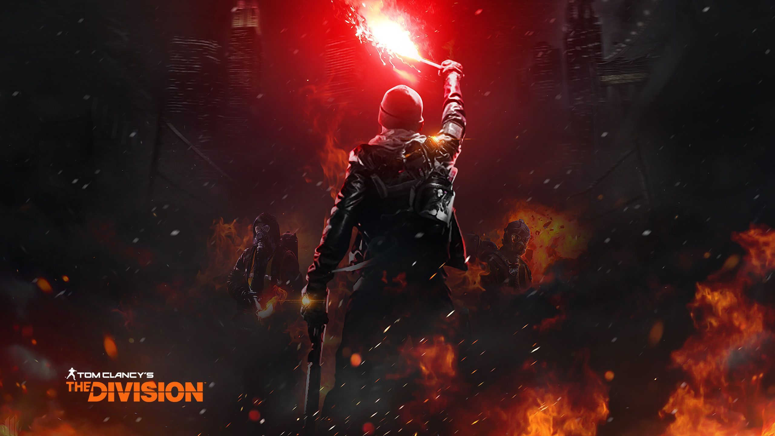 Division 2 Wallpapers Top Free Division 2 Backgrounds Wallpaperaccess
