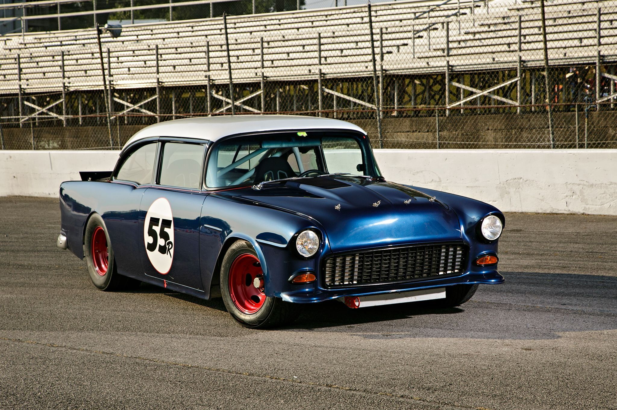 55 Chevy Muscle Car Wallpapers Top Free 55 Chevy Muscle