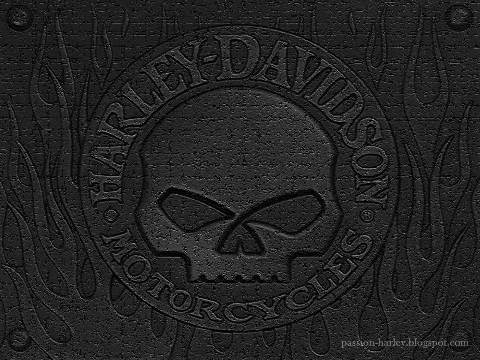 Harley Davidson Skull Wallpapers Top Free Harley Davidson Skull Backgrounds Wallpaperaccess