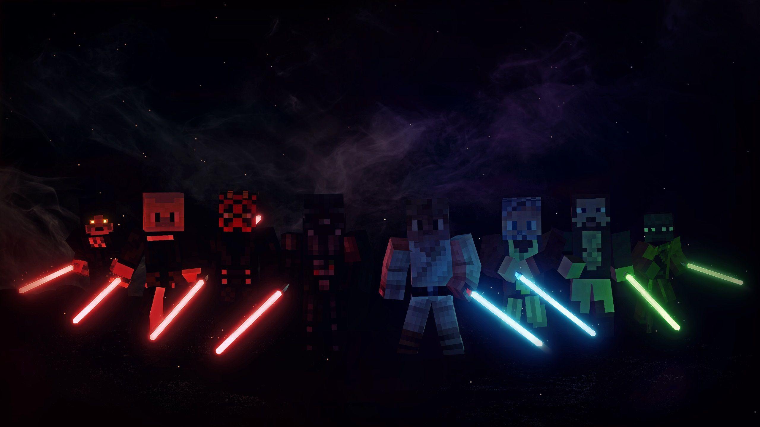 Minecraft Star Wars Wallpapers Top Free Minecraft Star Wars