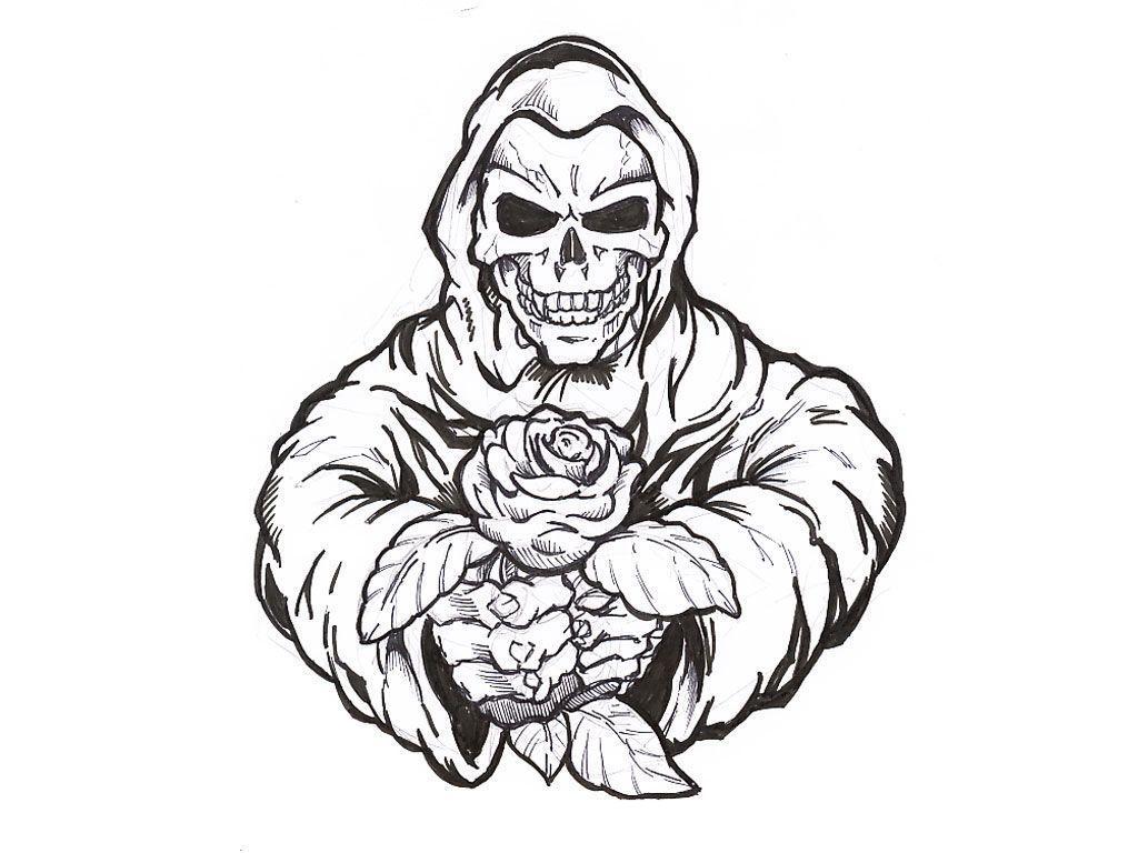 60 Best Free Skull Tattoo Wallpapers Wallpaperaccess