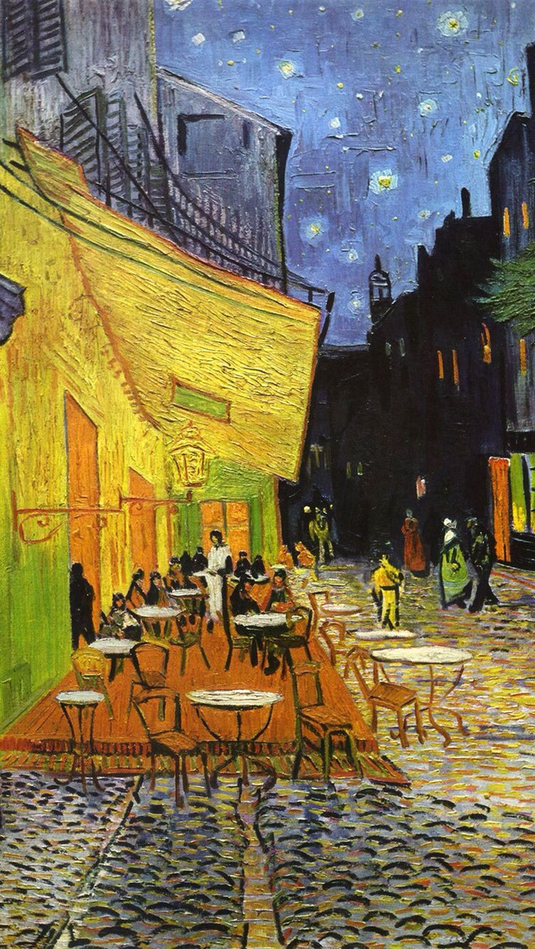 75 Best Free Vincent Van Gogh IPhone Wallpapers