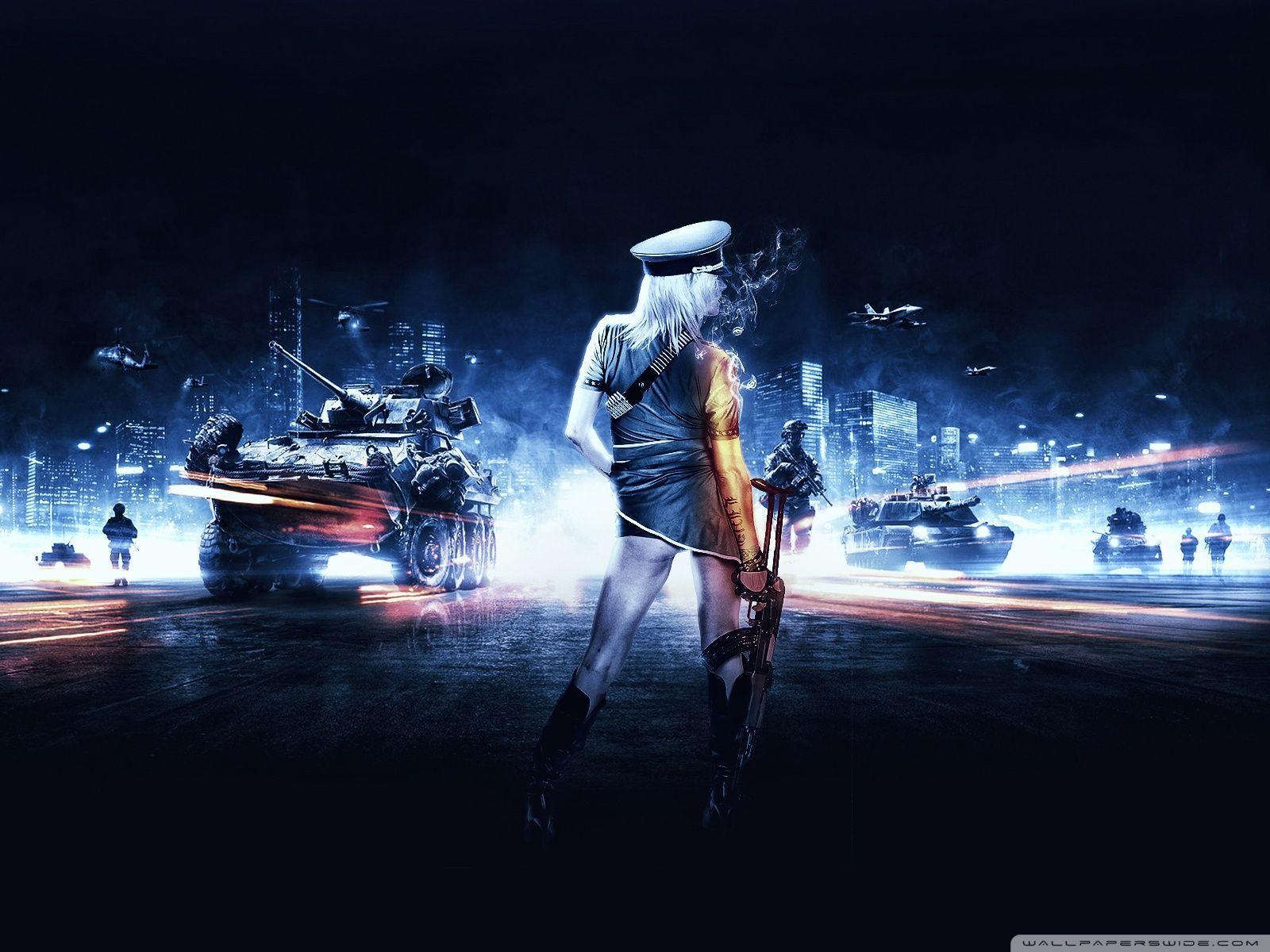 Battlefield 4 City Wallpapers