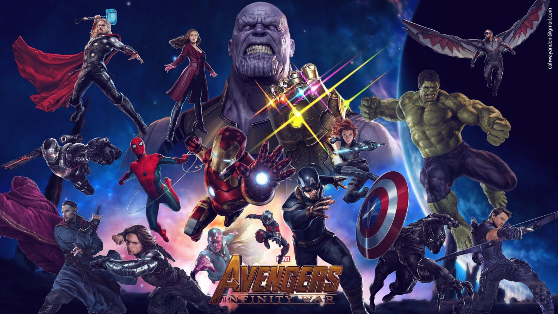 Thanos Infinity War Wallpapers Top Free Thanos Infinity War