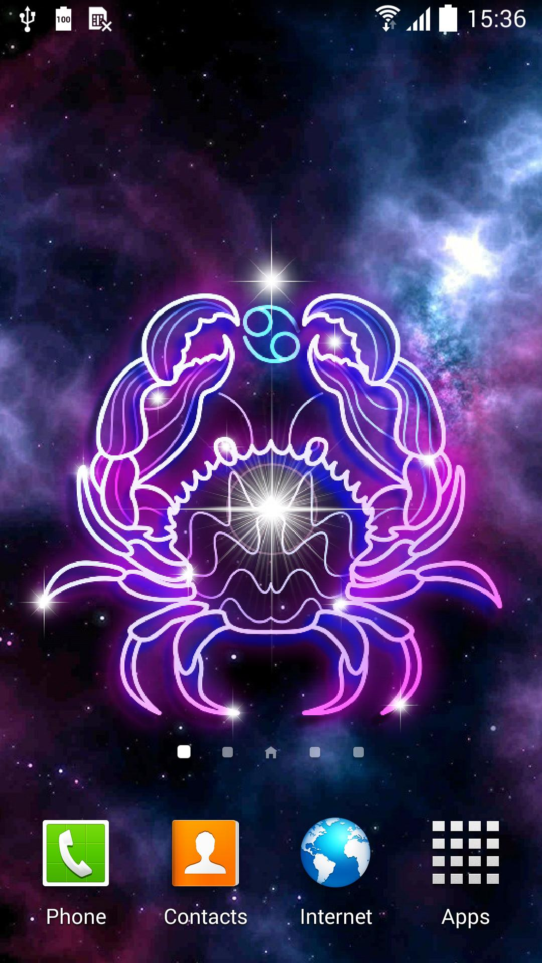 Cancer Zodiac Wallpapers Top Free Cancer Zodiac Backgrounds Wallpaperaccess