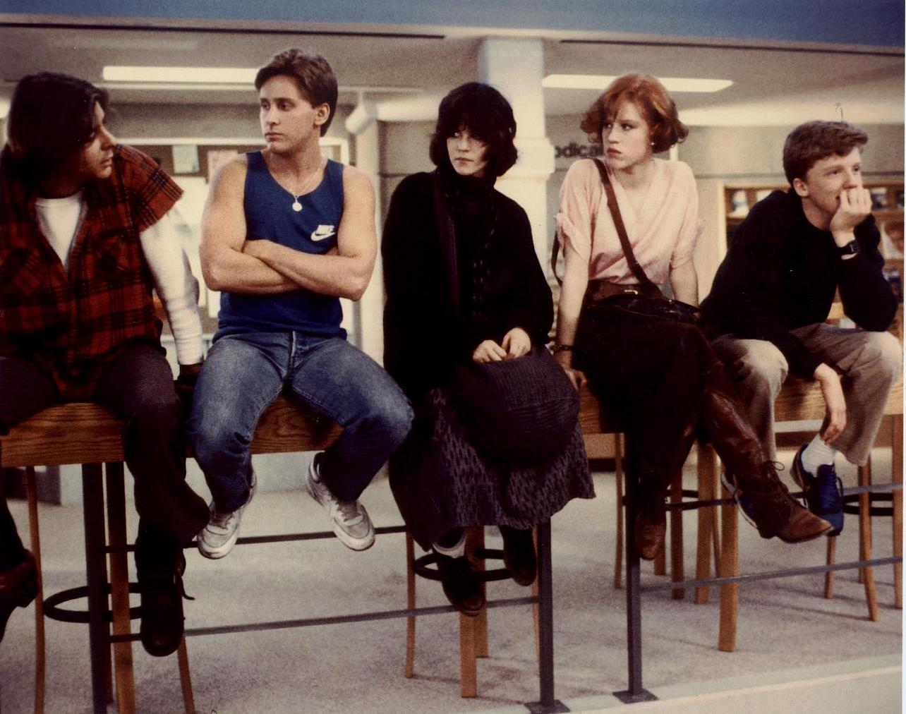 The Breakfast Club Laptop Wallpapers Top Free The Breakfast Club Laptop Backgrounds Wallpaperaccess