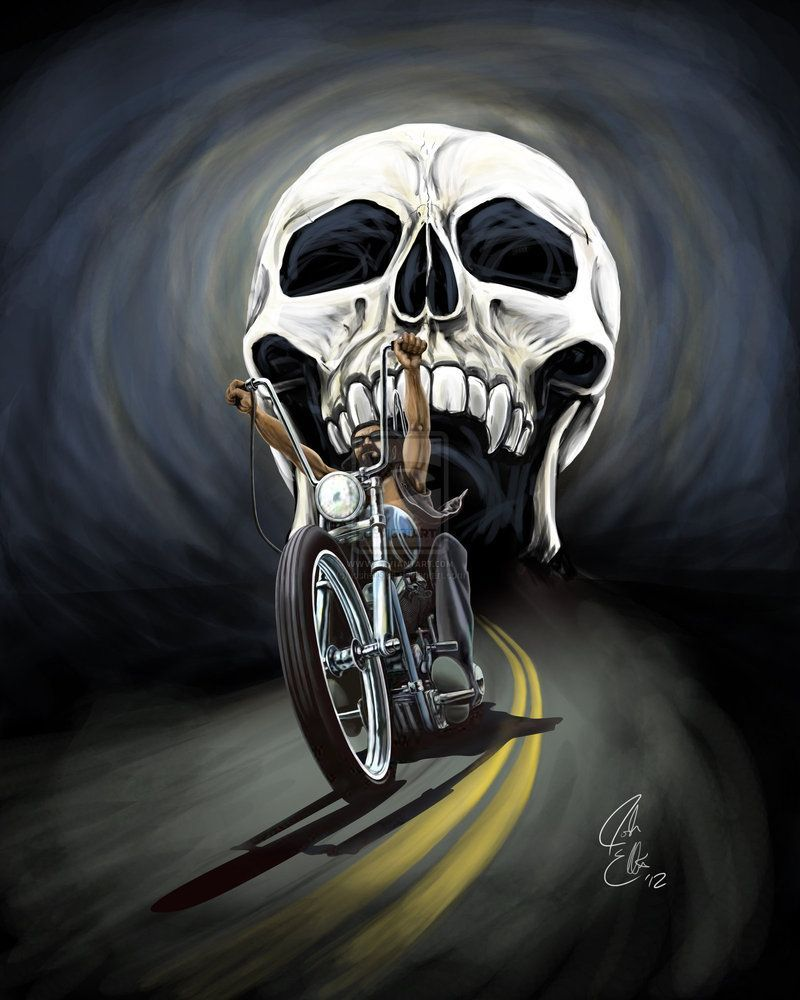 1457x2000 outlaw biker wallpaper