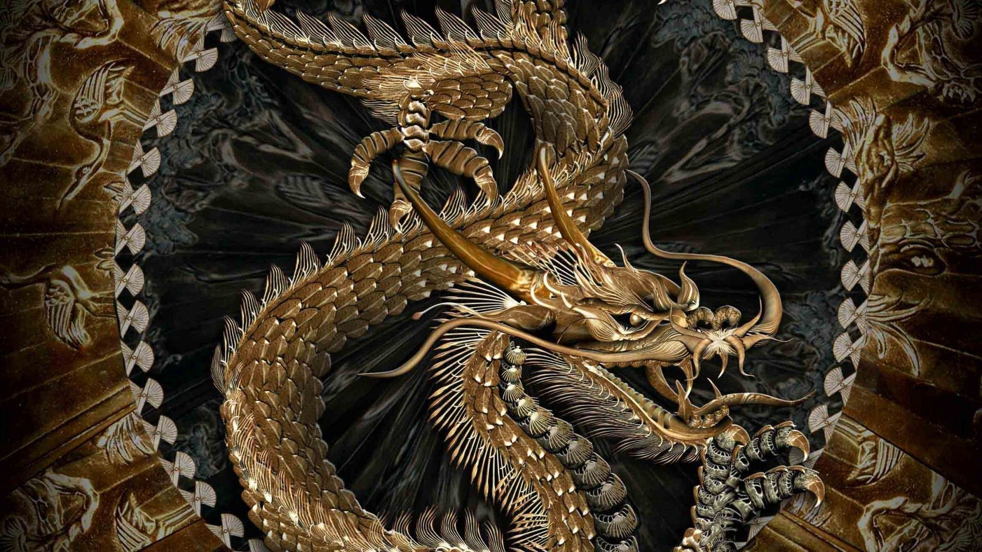 Chinese Dragon Desktop Wallpapers Top Free Chinese Dragon