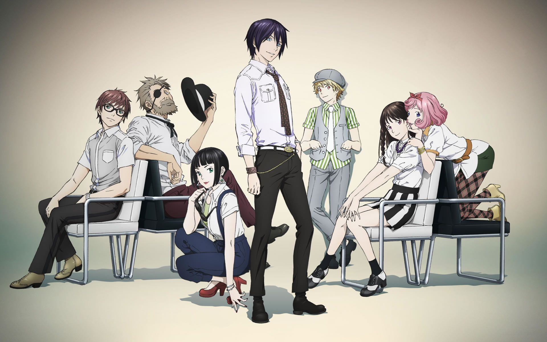 Noragami Wallpapers Top Free Noragami Backgrounds Wallpaperaccess