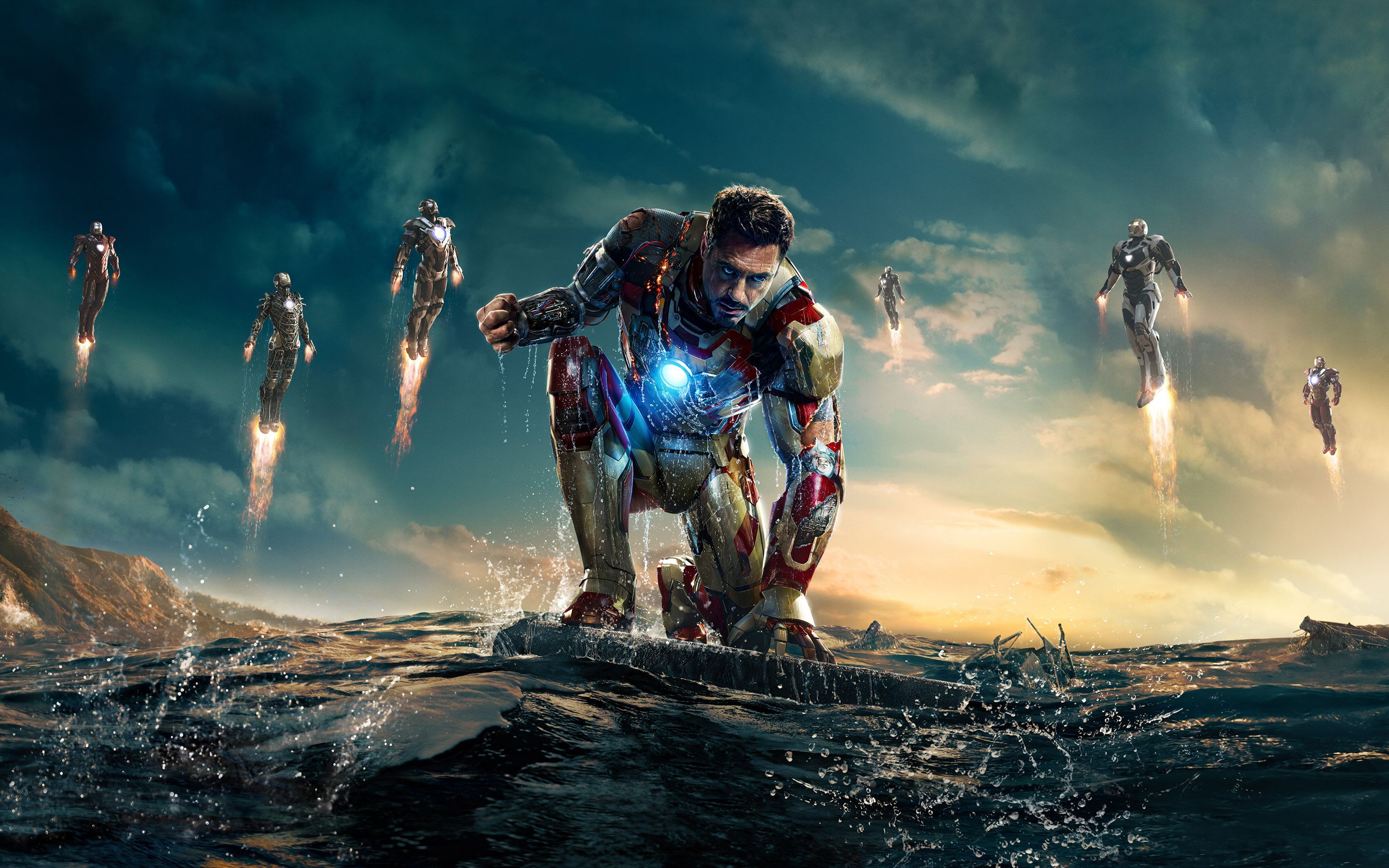 Cool Iron Man 3 Wallpapers Top Free Cool Iron Man 3 Backgrounds Wallpaperaccess