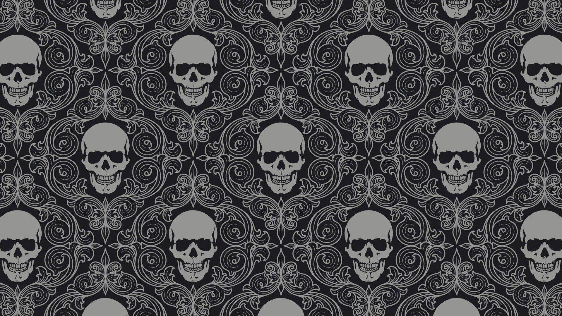 Gothic Skull Wallpapers Top Free Gothic Skull Backgrounds