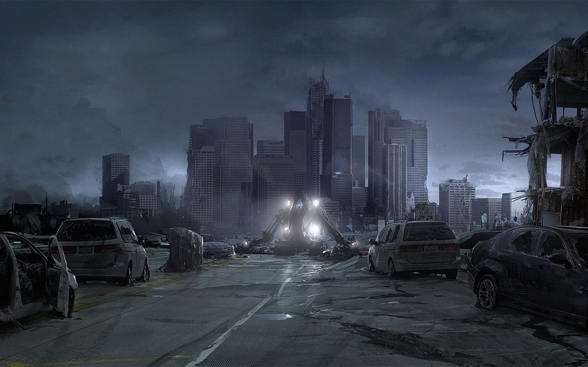 Apocalyptic City Wallpapers Top Free Apocalyptic City Backgrounds Wallpaperaccess