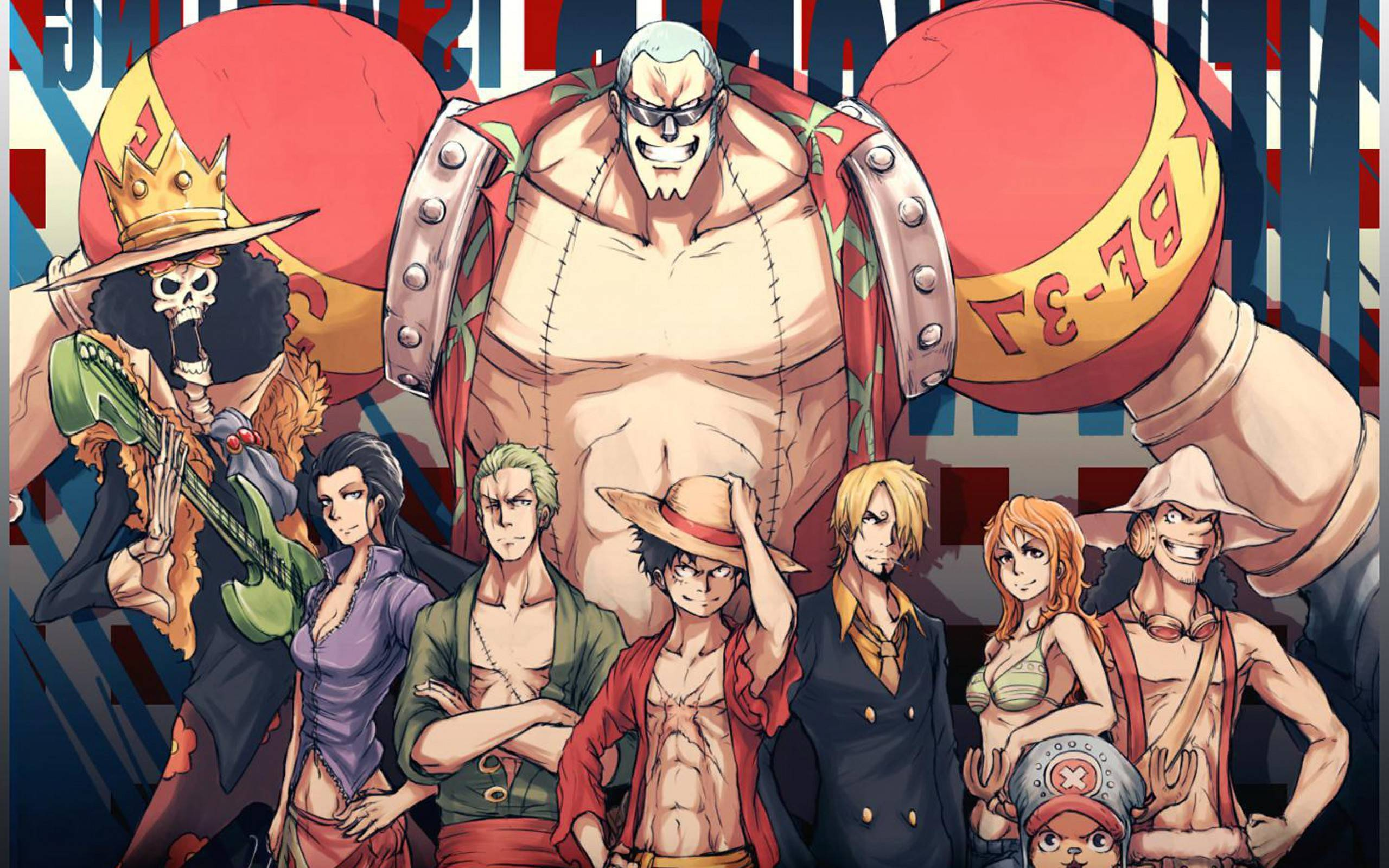 One Piece Crew Wallpapers Top Free One Piece Crew Backgrounds