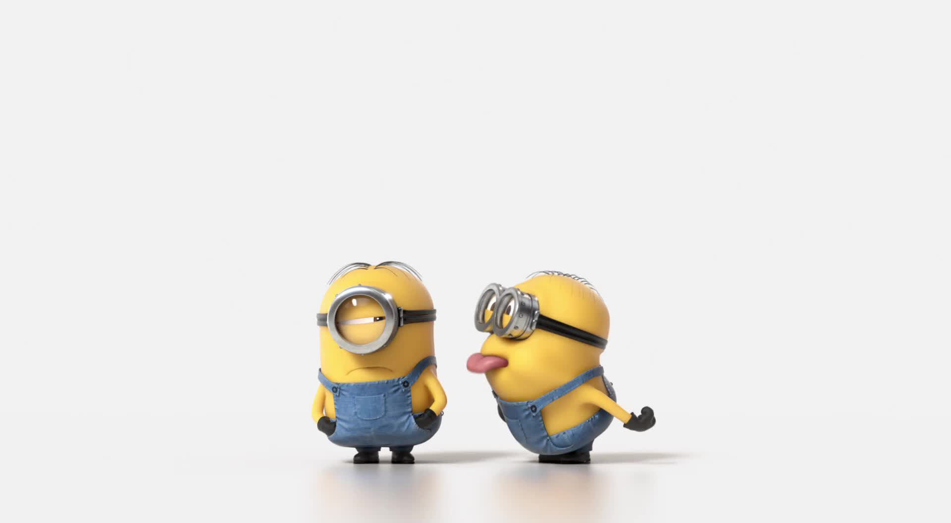 Cute Minion Wallpapers Top Free Cute Minion Backgrounds