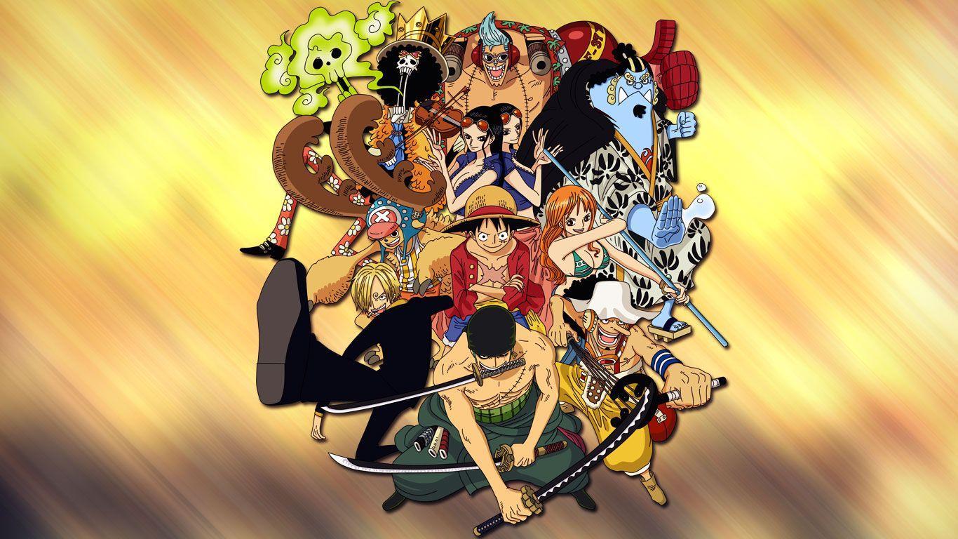 2560x1440 One Piece New World Crew Wallpaper Anime Yay