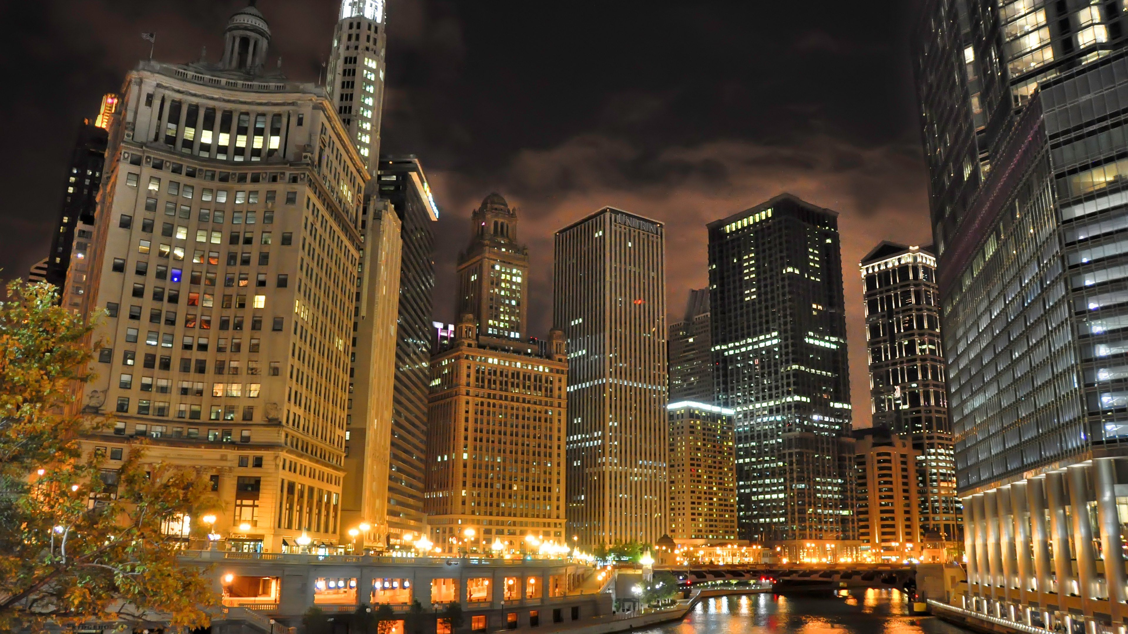 4k Ultra Hd Chicago Wallpapers Top Free 4k Ultra Hd Chicago