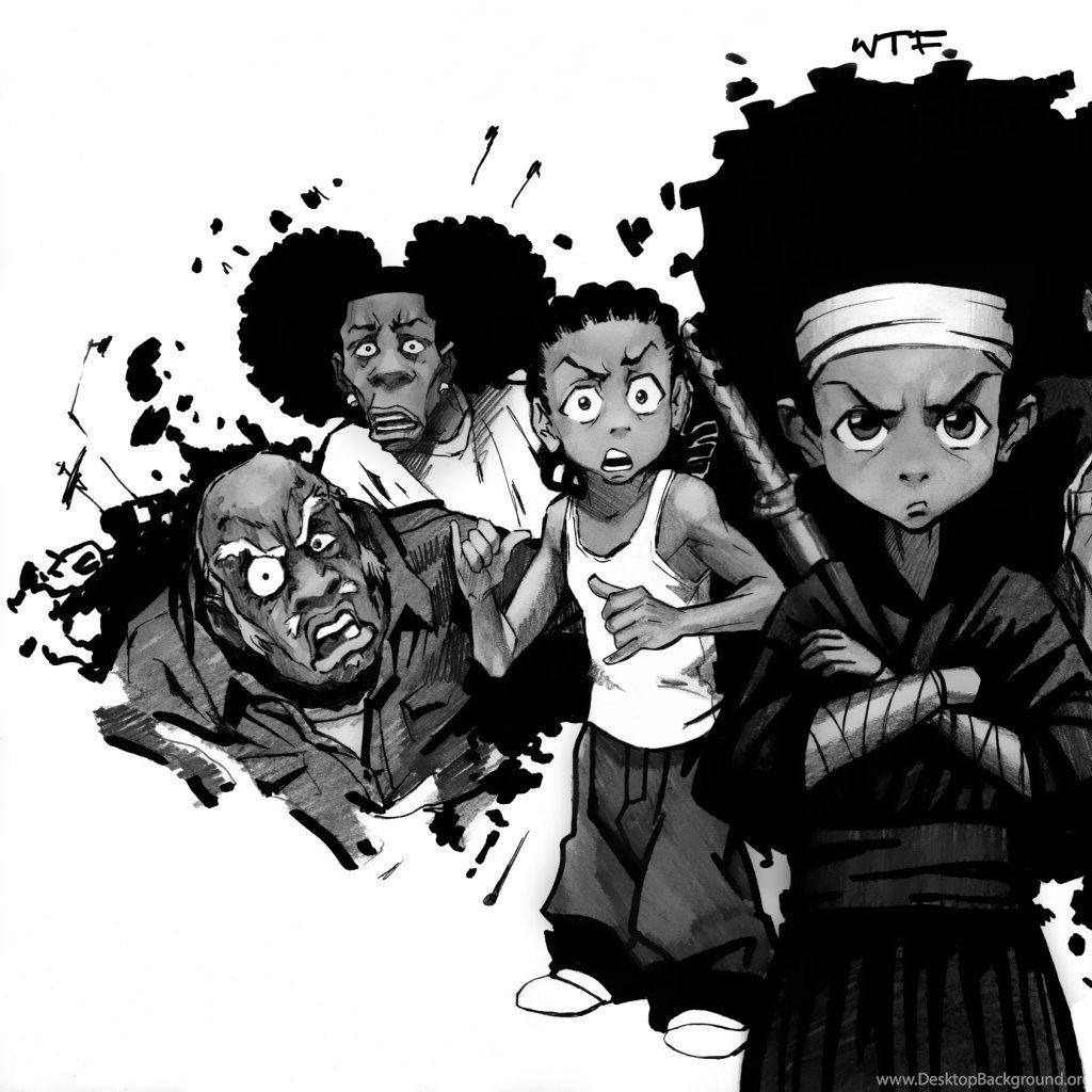 Boondocks Wallpapers Top Free Boondocks Backgrounds