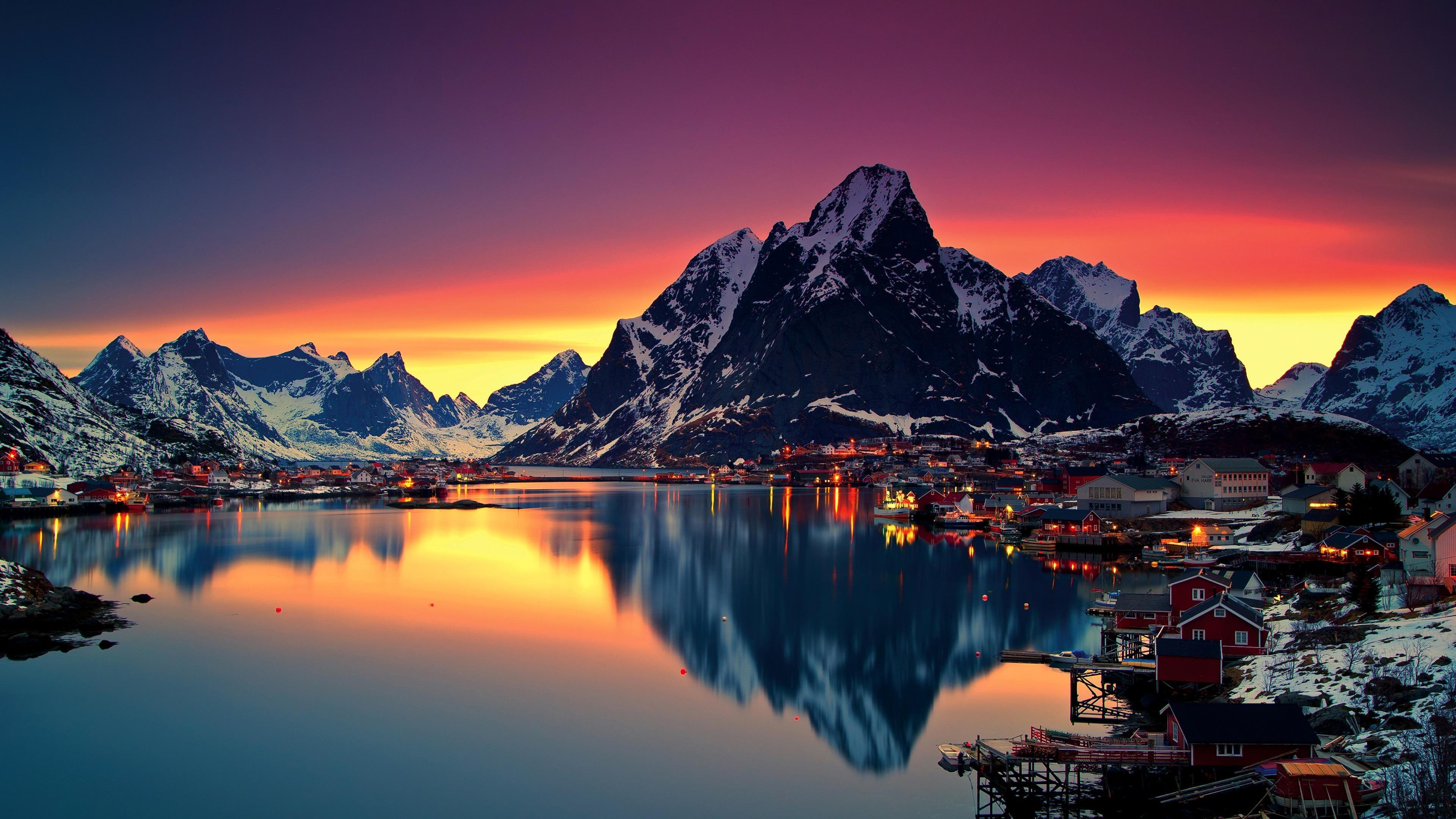 4K Norway Wallpapers - Top Free 4K ...