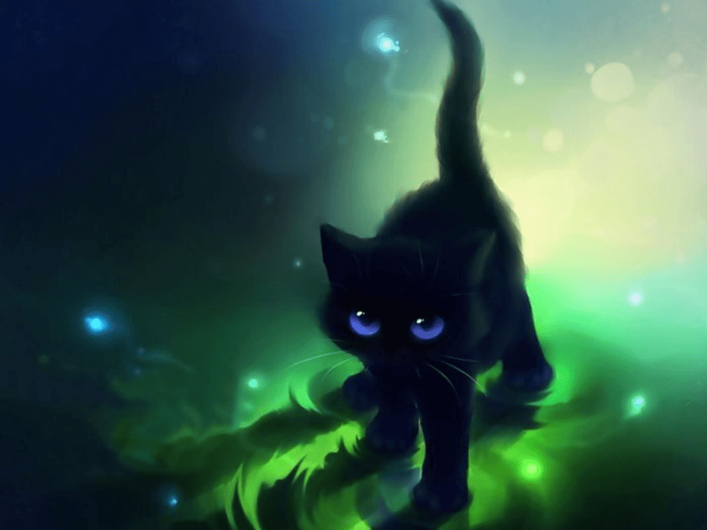 Kawaii Anime Cat Wallpapers Top Free Kawaii Anime Cat Backgrounds Wallpaperaccess