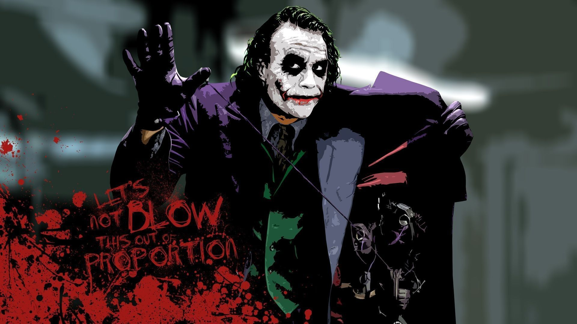 Heath Ledger Joker Quotes Wallpapers Top Free Heath Ledger