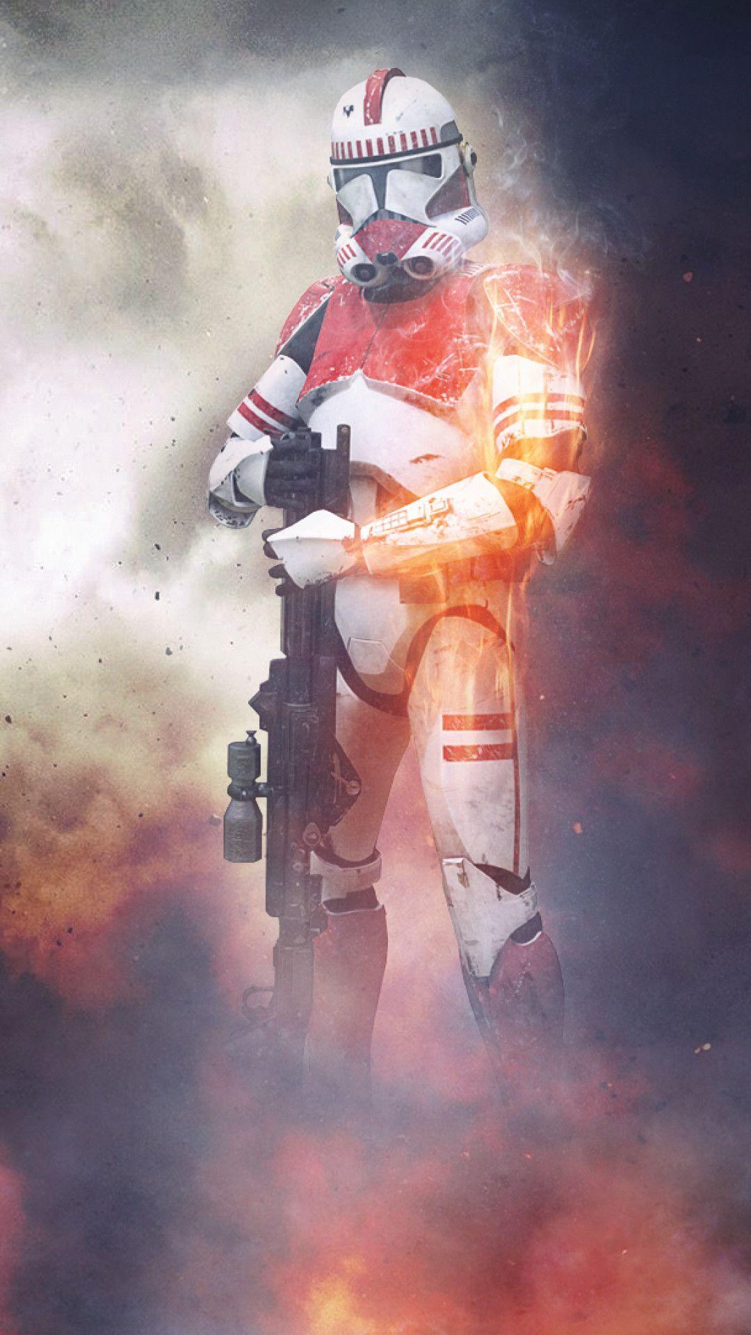 Clone Trooper Iphone Wallpapers Top Free Clone Trooper Iphone Backgrounds Wallpaperaccess