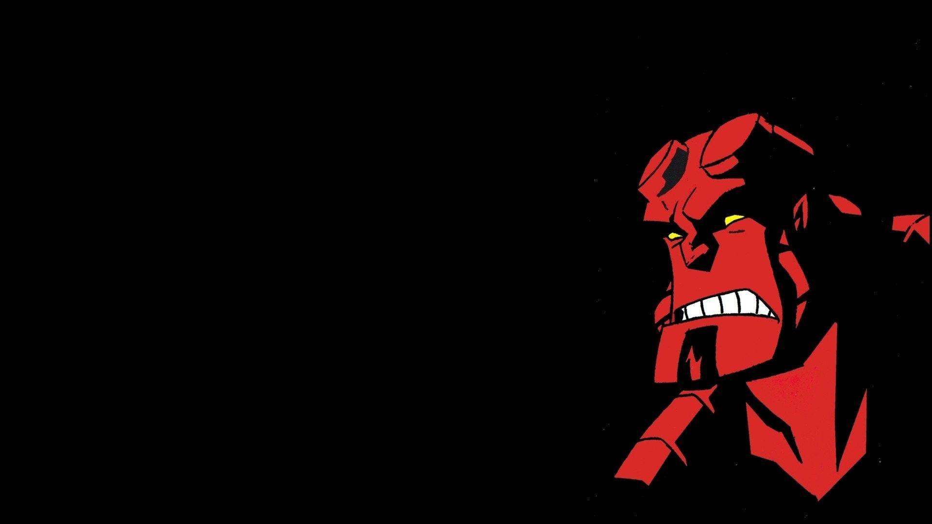 1920x1080 Hellboy, Khoa học viễn tưởng, Hình nền có độ phân giải cao, Mát mẻ, Bản vẽ hành động, Siêu anh hùng