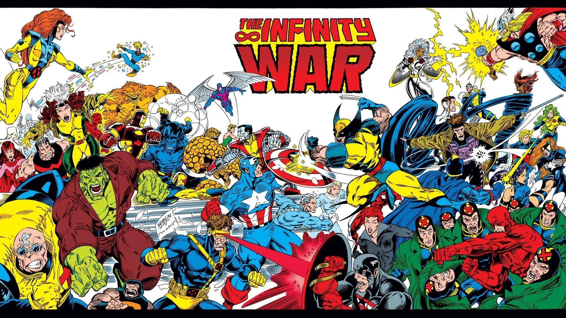 Vintage Marvel Wallpapers - Top Free ...