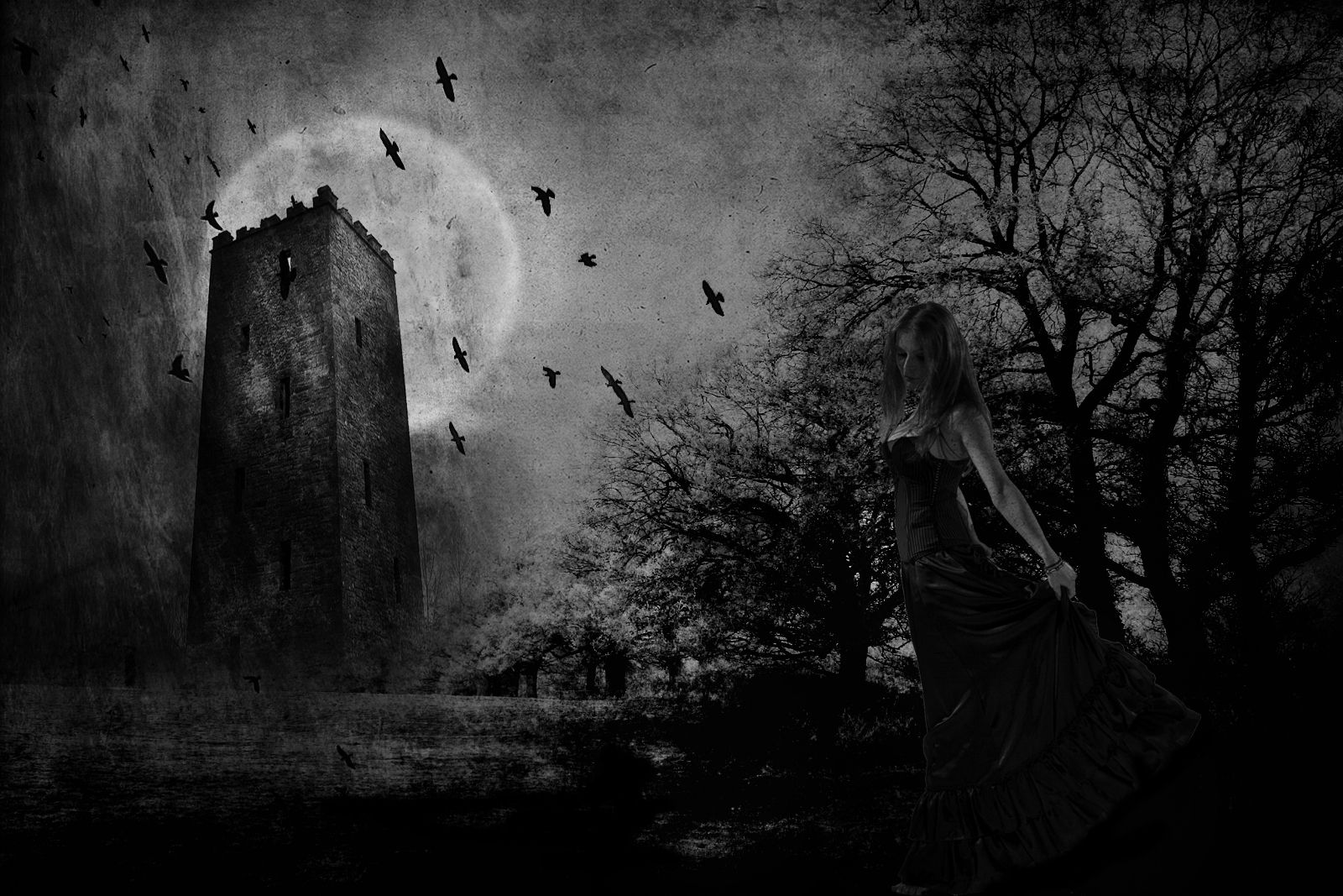 Gothic Computer Wallpapers Top Free Gothic Computer Backgrounds Wallpaperaccess