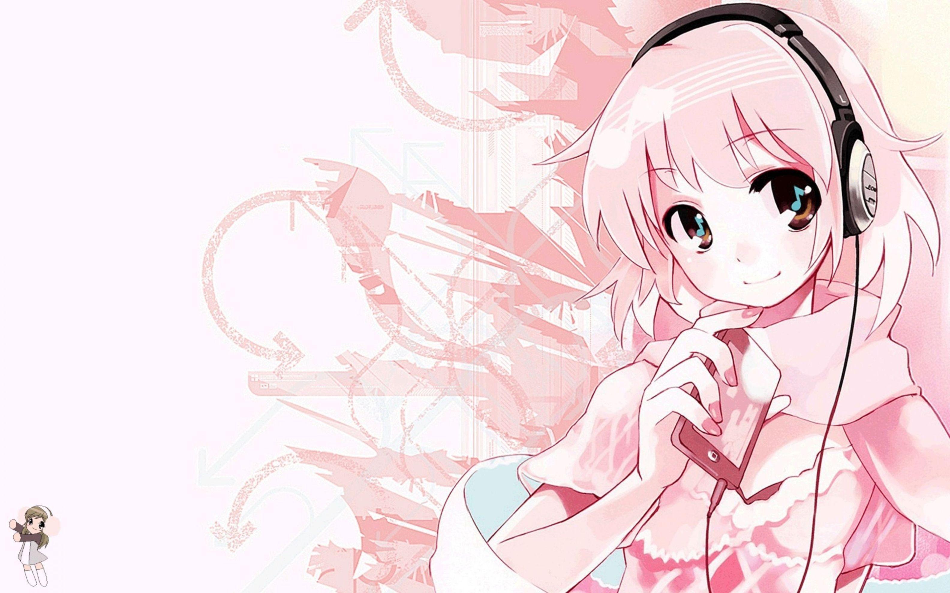 Anime Cute Pink Desktop Wallpapers Top Free Anime Cute Pink Desktop Backgrounds Wallpaperaccess