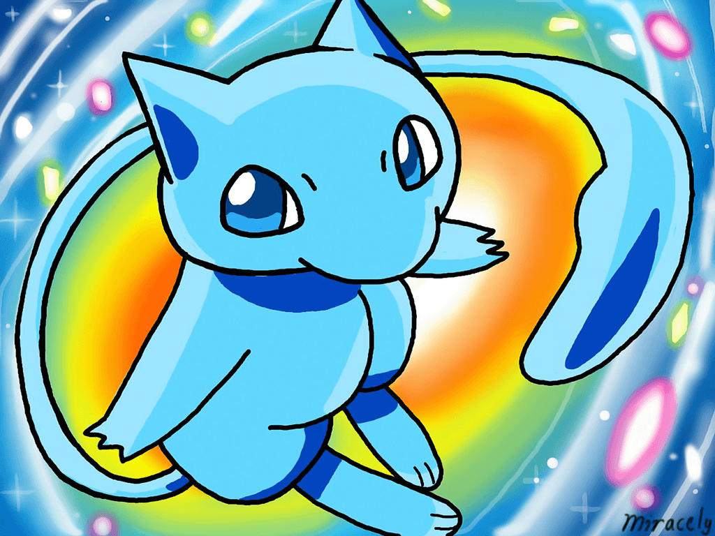 Shiny Mew Wallpapers - Top Free Shiny Mew Backgrounds ...