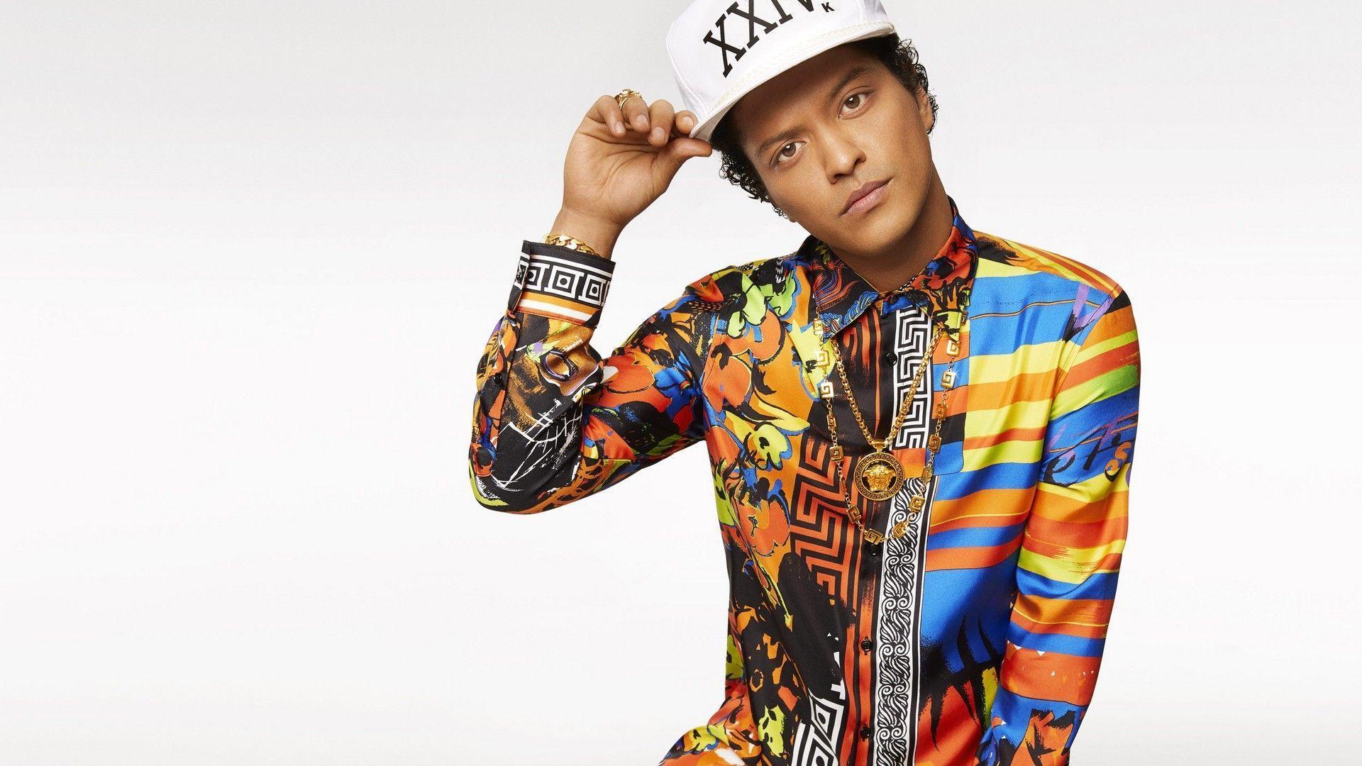 Bruno Mars 24K Wallpapers
