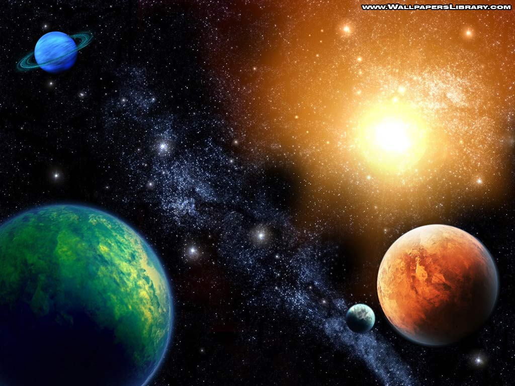 Solar System Hd Wallpapers Top Free Solar System Hd
